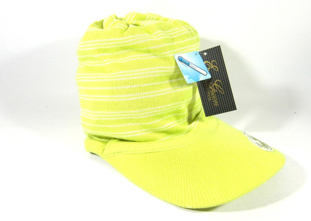 Evergreen Casquette Hat Beanie for Cold Weather Lime (6342)