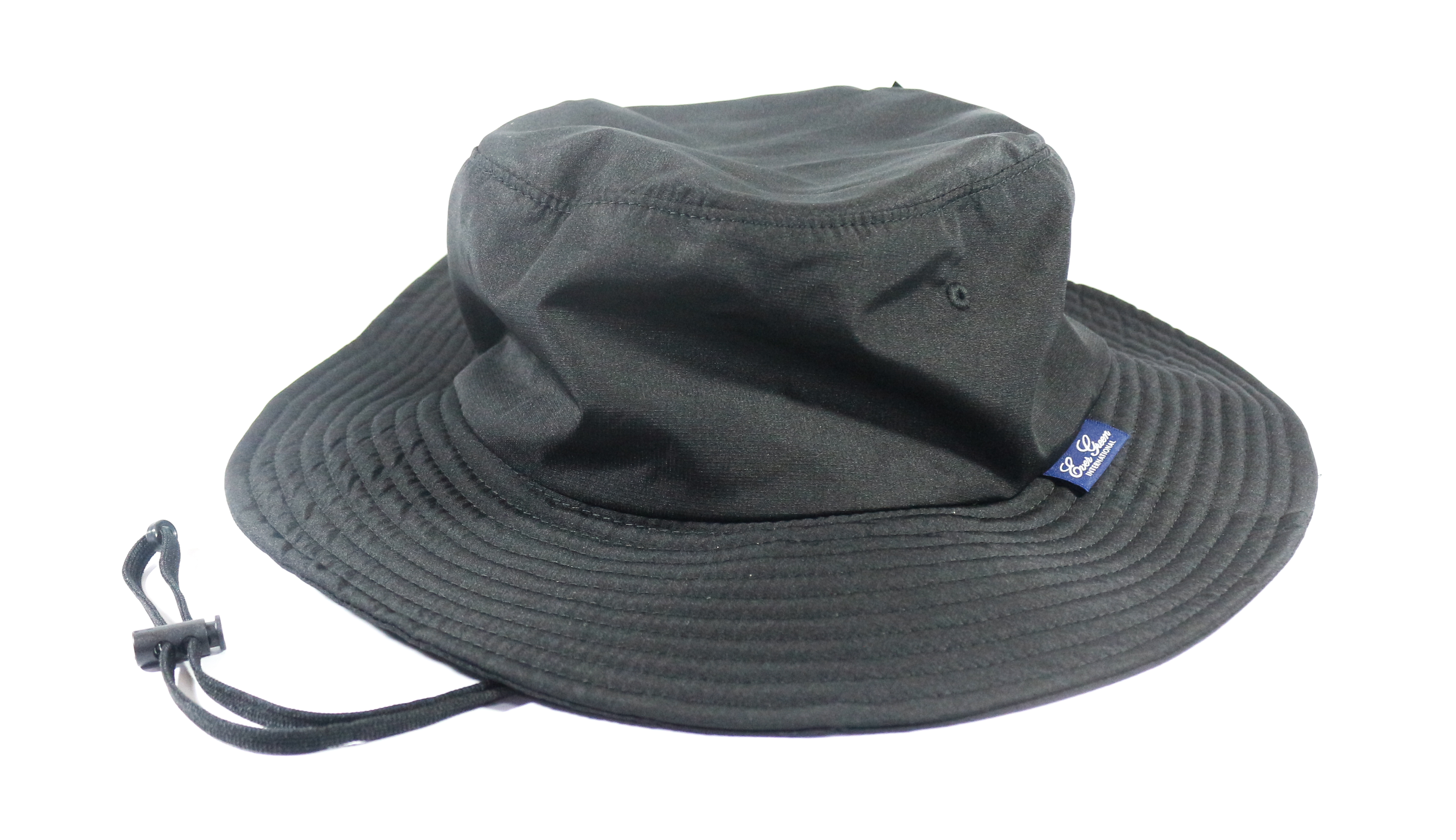 Evergreen Hat Fishing Hat Black (6063)