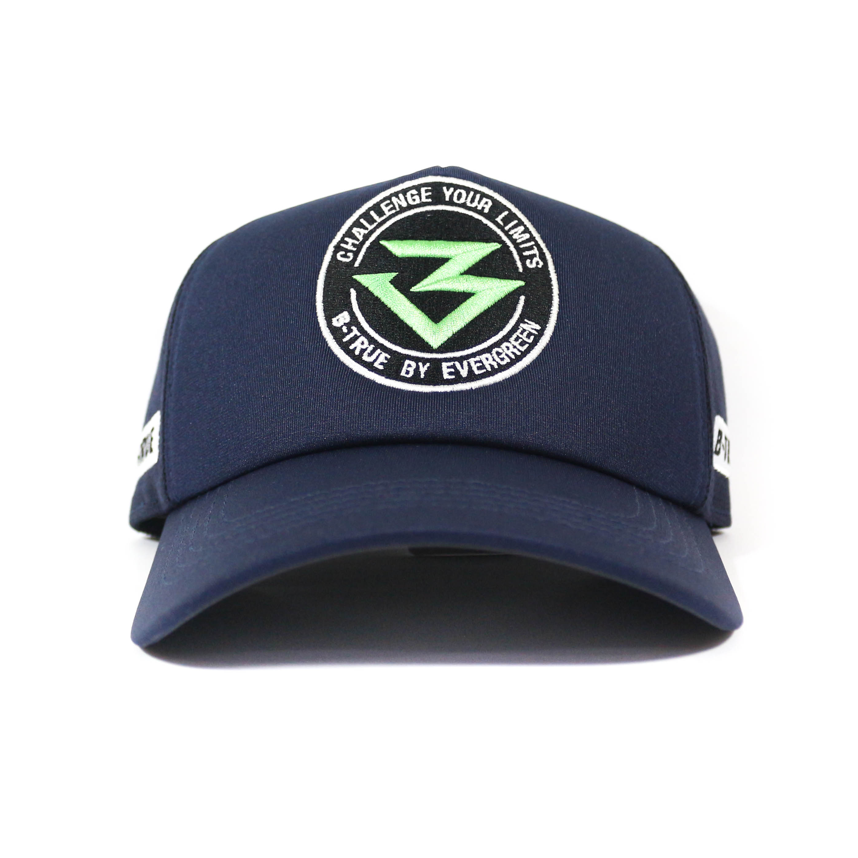 Evergreen Cap B-True Circle Logo Japan Free Size Navy (9391)