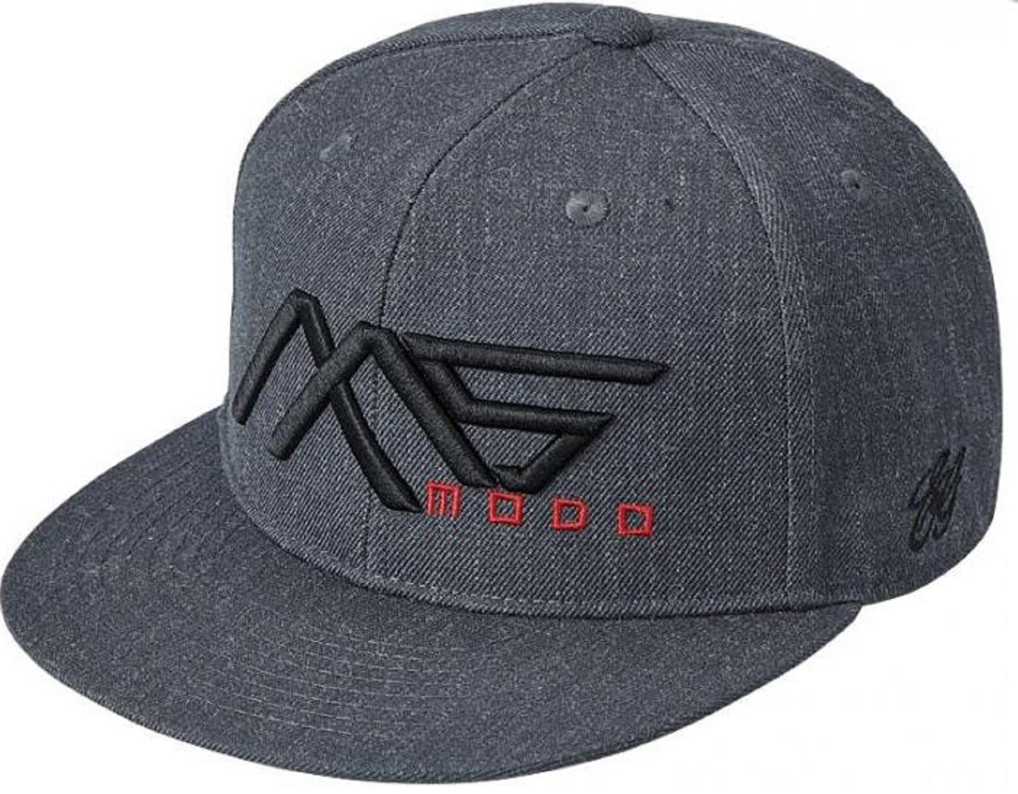 Evergreen Cap Flat Cap MS-Modo Japan Free Size Gray (3138)