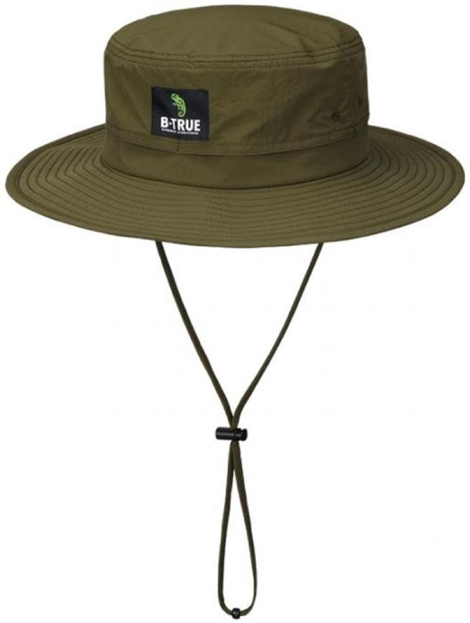 Evergreen Hat Safari B-True Free Size Khaki (0679)