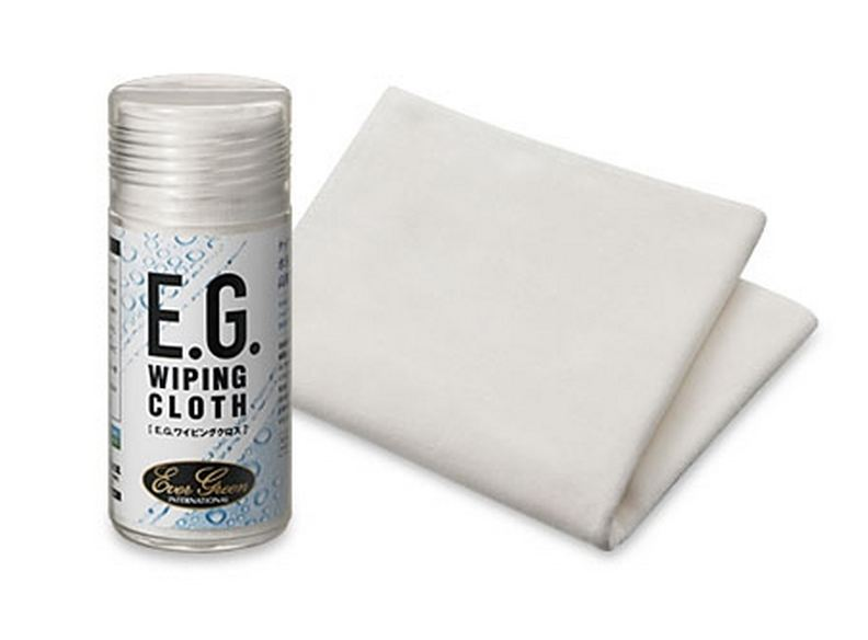 Evergreen Tackle Wiping Cloth Micro Fibre Quick Dry High Absorption (3793)