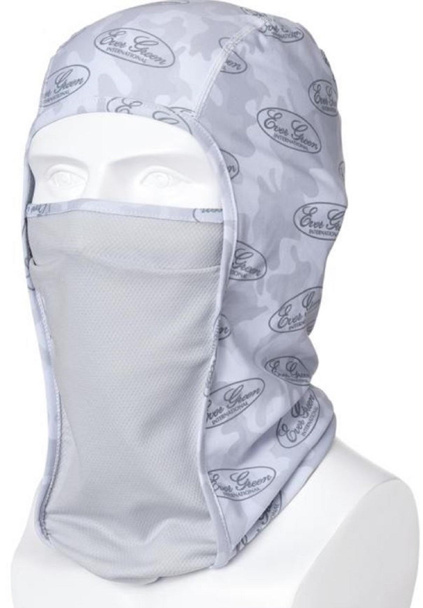 Evergreen Face Cover EG White Camou (2254)
