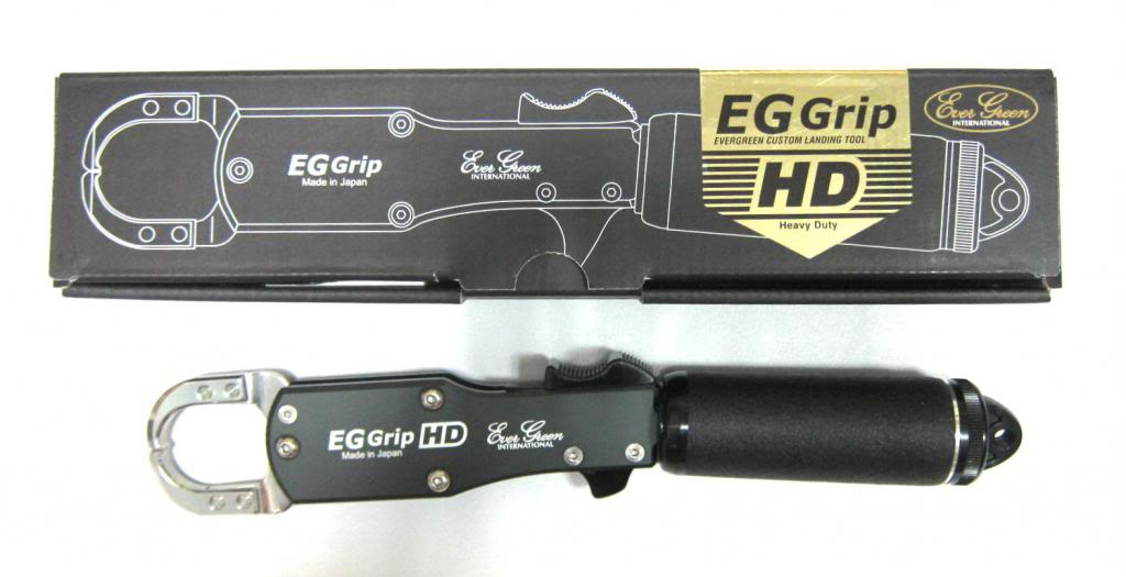 Evergreen EG Grip HD Custom Fish Grip Landing Tool (1088)