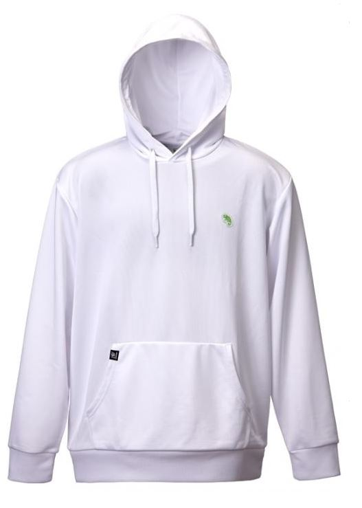 Sale Evergreen Dry Parka B-True Pullover Size L White (2669)