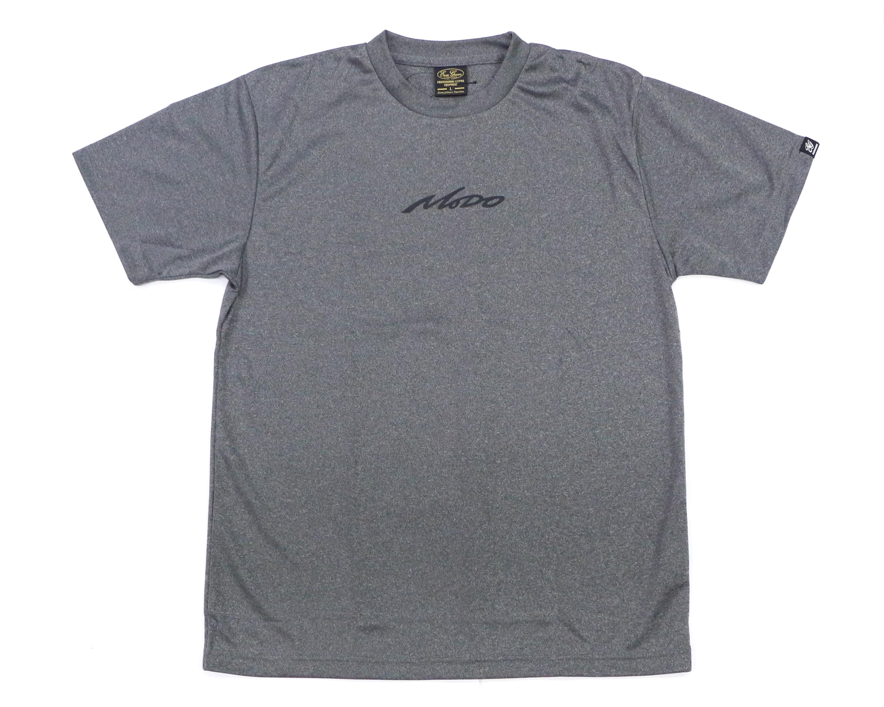 Sale Evergreen T-Shirt Dry Fit Short Sleeve Mode E Type Size XXL Gray (5196)