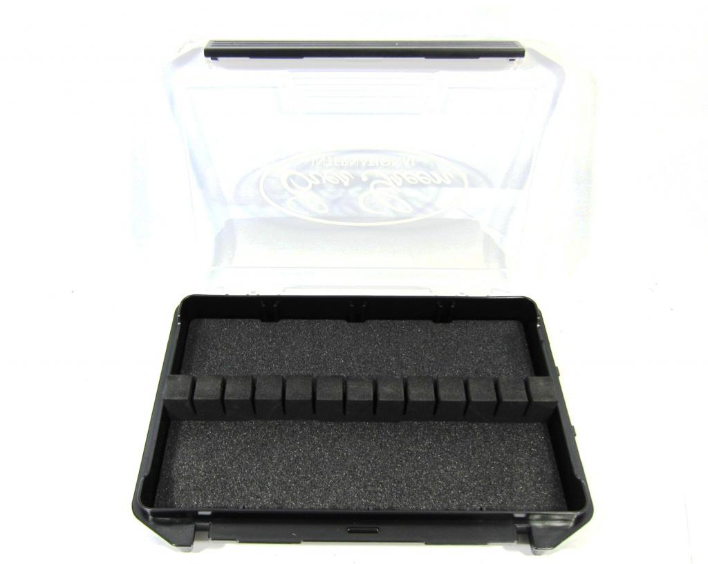 Evergreen Tackle Box for Metal Vibration Lures 205 x 145 x 28 mm (2039)