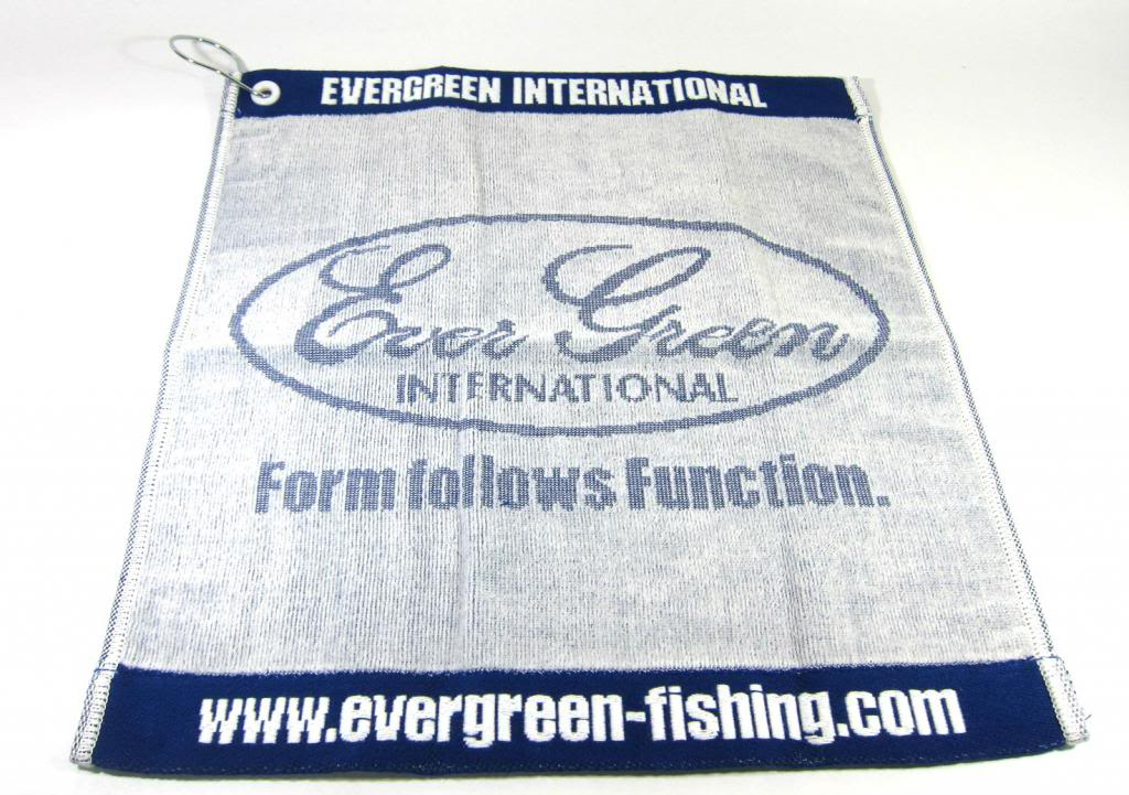 Evergreen Original Towel for Fishing Use (6702)