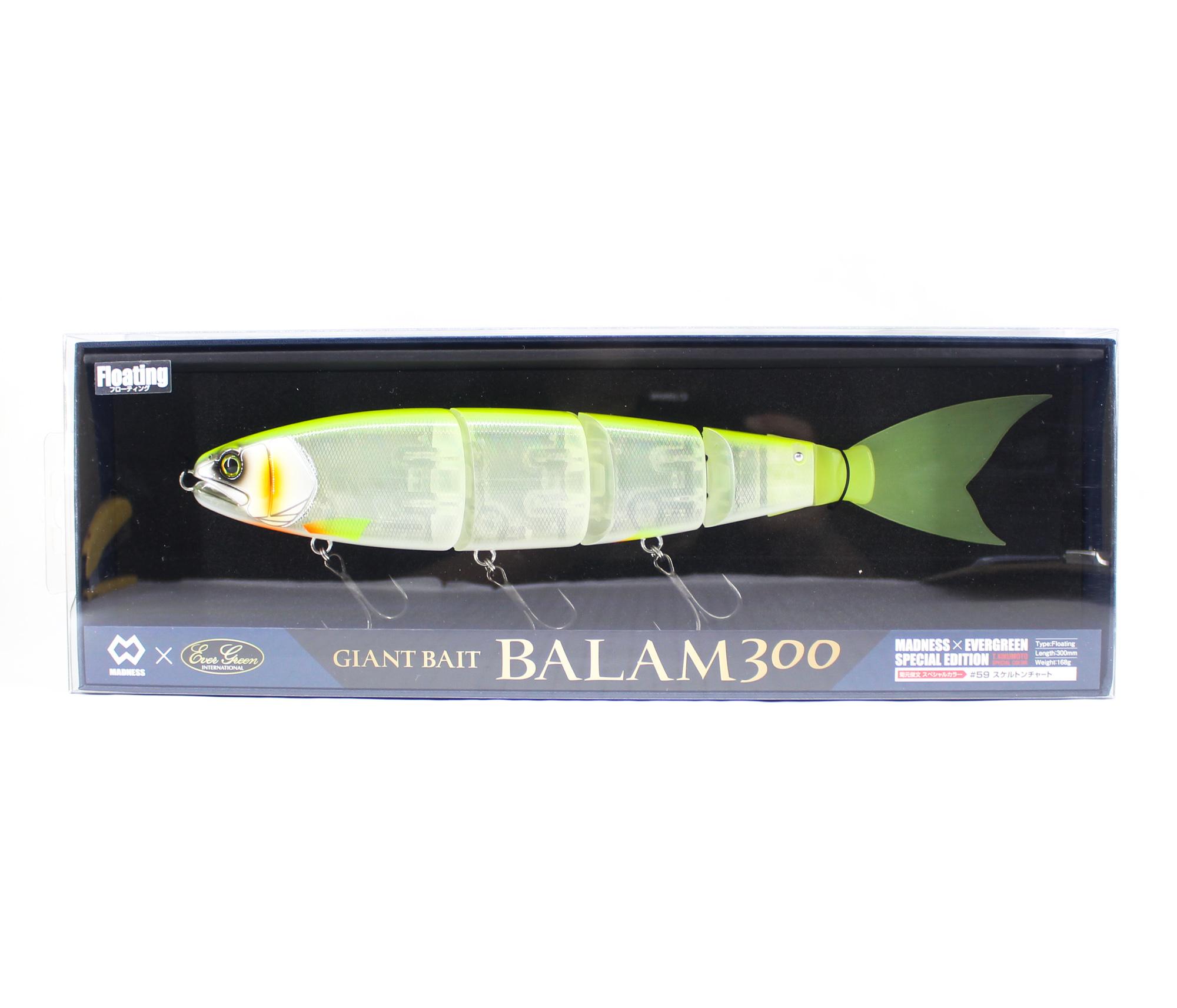 Evergreen Balam 300 Floating Lure 059 (0428)