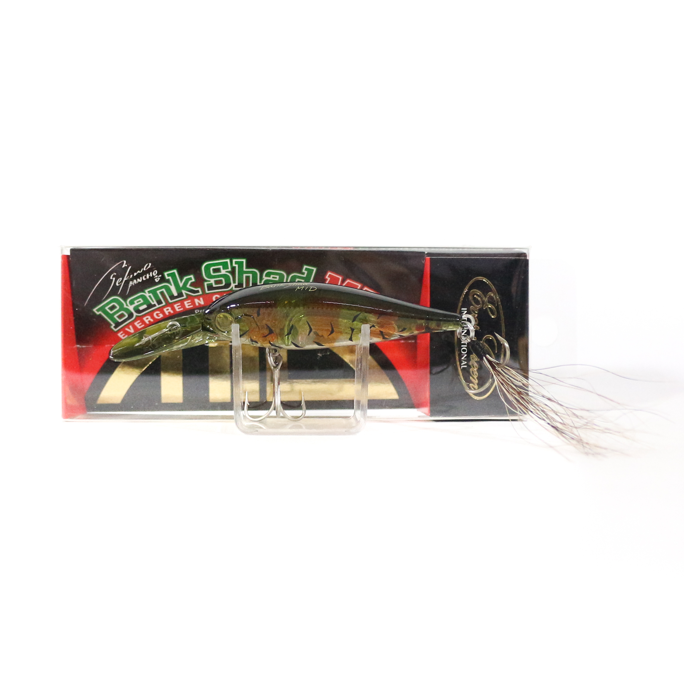 Evergreen Bank Shad Mid Range Floating Lure 151 (8674)