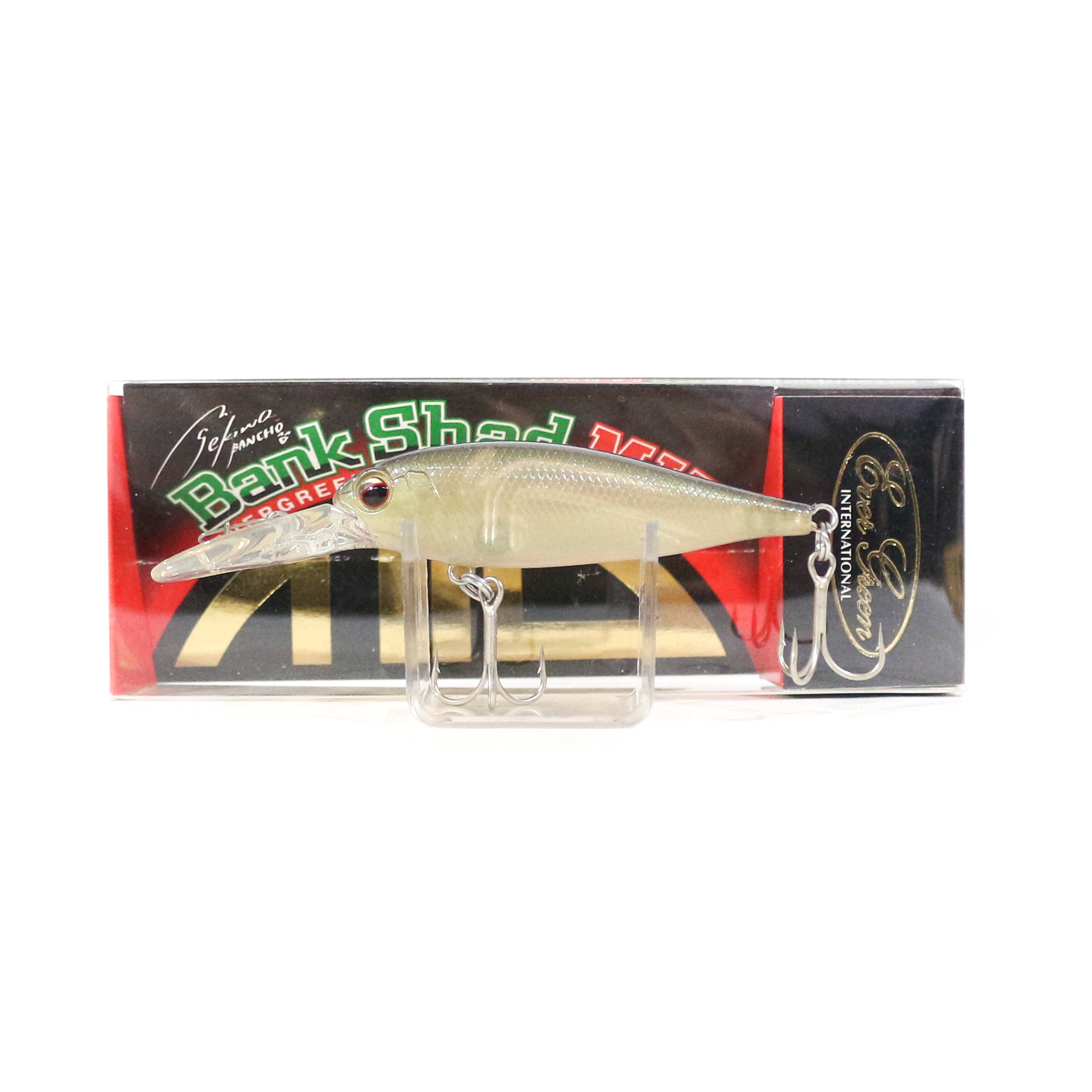 Sale Evergreen Bank Shad Mid Range Floating Lure 247 (8698)