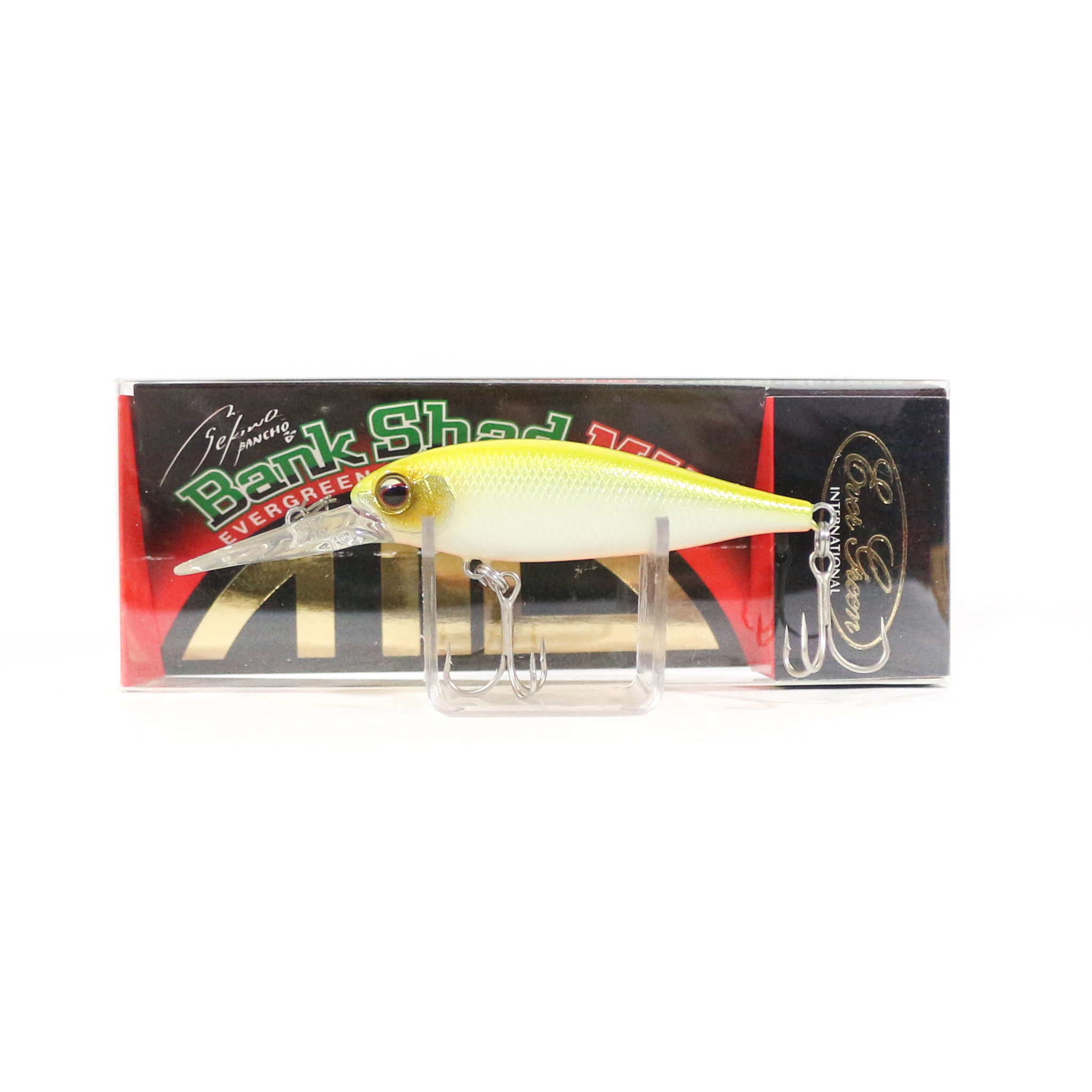 Evergreen Bank Shad Mid Range Floating Lure 602 (8735)