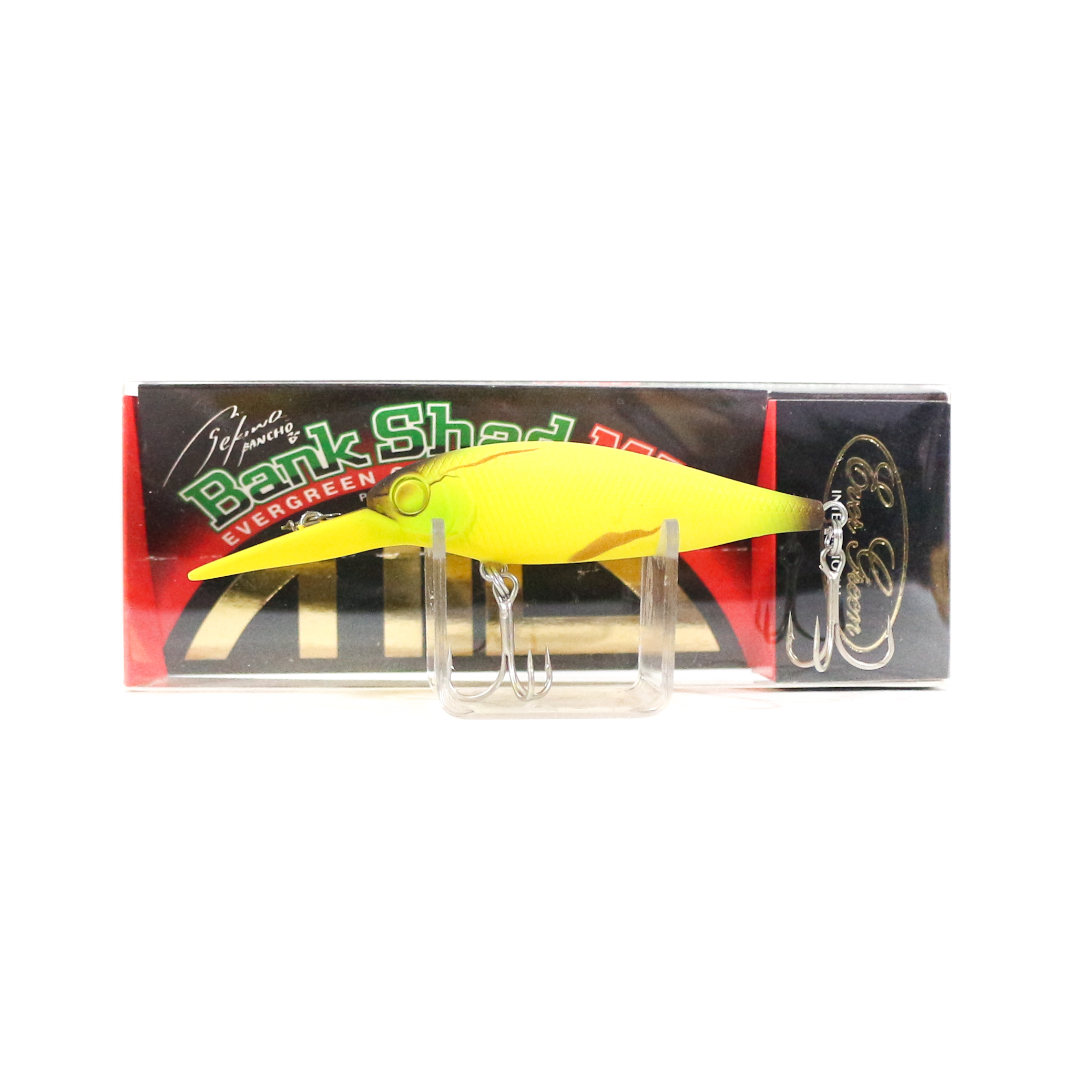 Evergreen Bank Shad Mid Range Floating Lure 877 (8742)