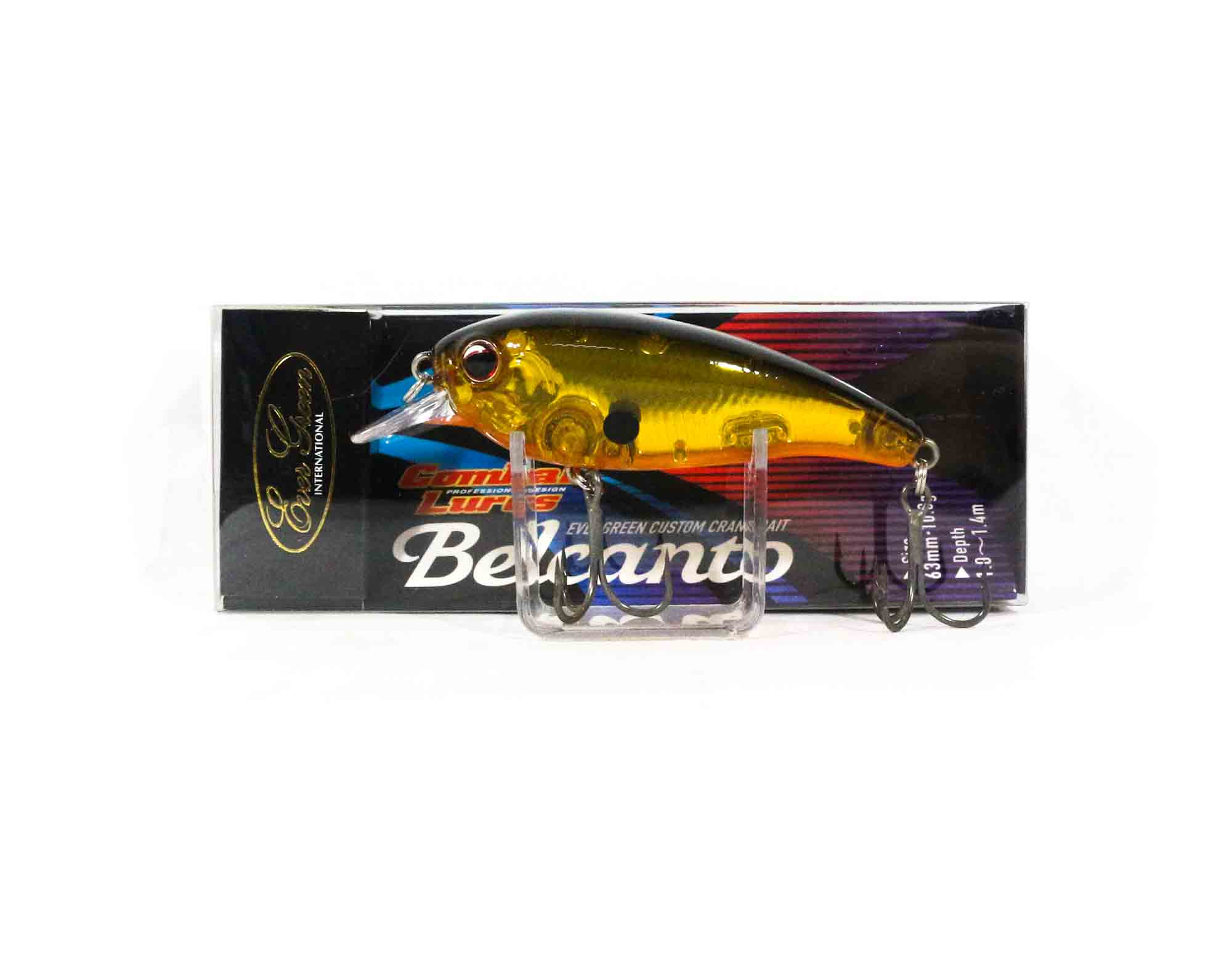 Evergreen Belcanto 63 Floating Lure 18 (3749)