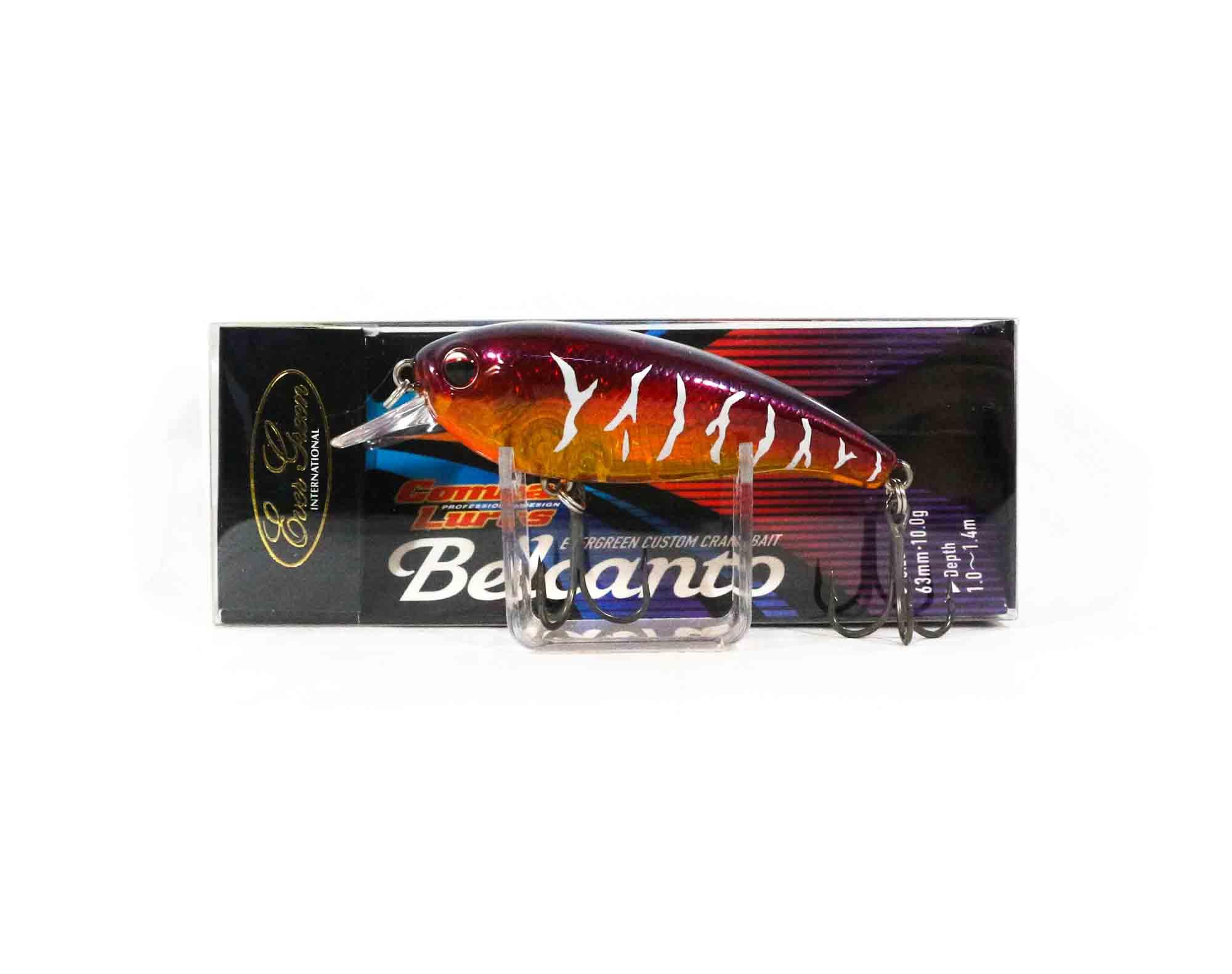 Evergreen Belcanto 63 Floating Lure 19 (3756)