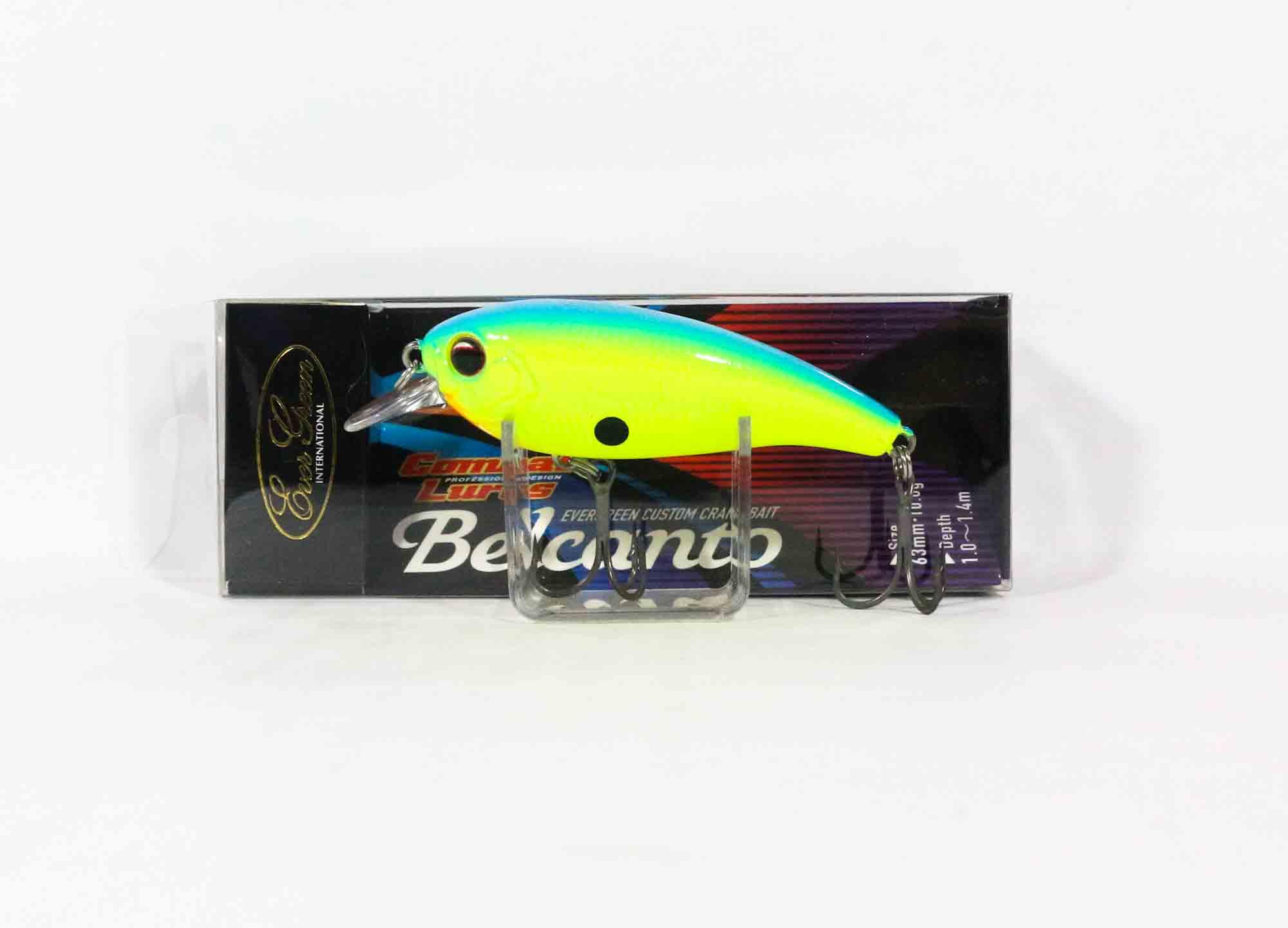 Evergreen Belcanto 63 Floating Lure 28 (3763)
