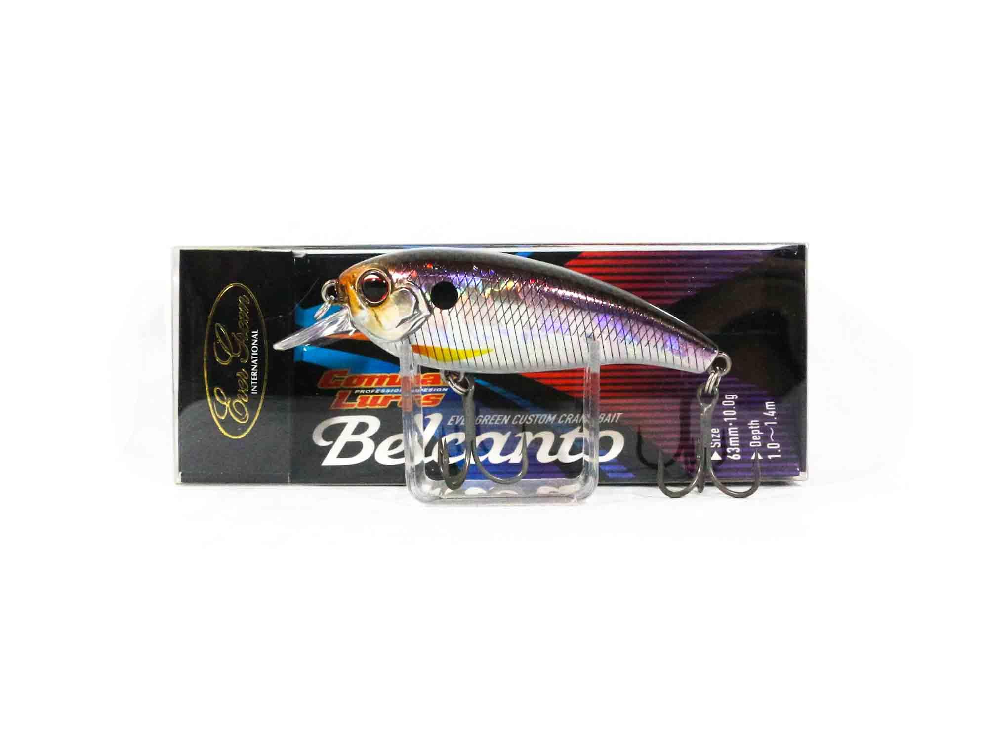 Evergreen Belcanto 63 Floating Lure 209 (3800)