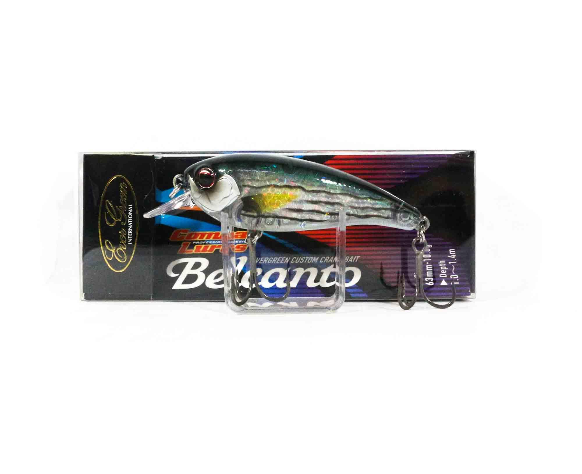 Evergreen Belcanto 63 Floating Lure 389 (3824)