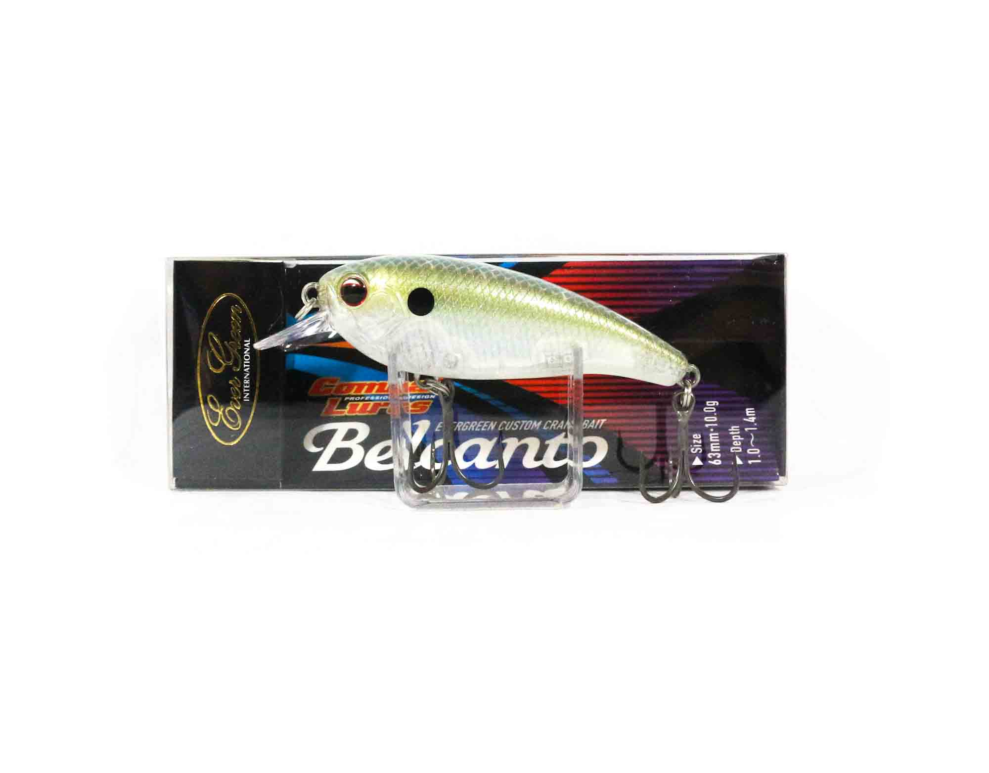 Evergreen Belcanto 63 Floating Lure 390 (3831)