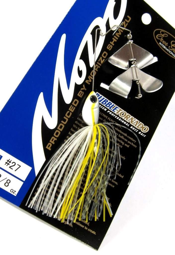Evergreen Buzz Bait Bubble Tornado 3/8 oz 27 (4142)