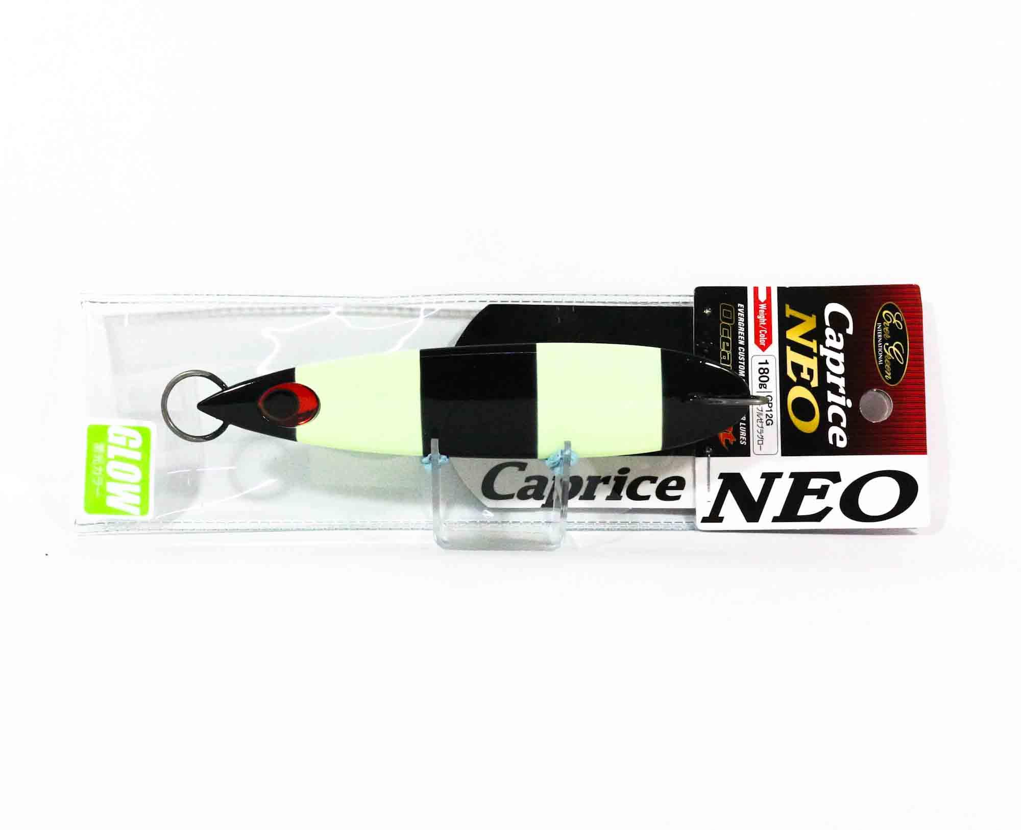 Evergreen Metal Jig Caprice Neo 180 grams CP16 4272