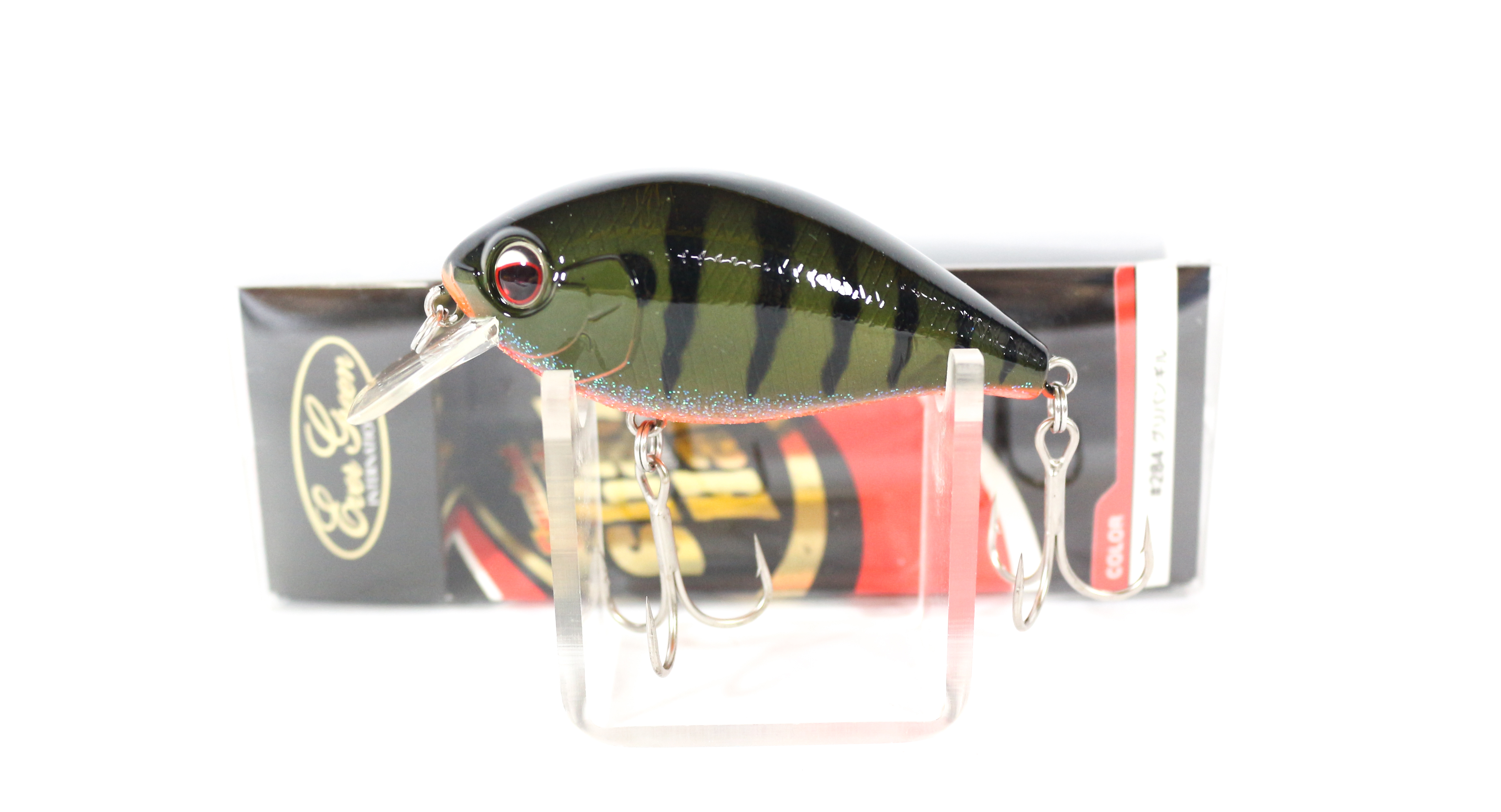 Evergreen Combat Crank Shallow Hawg Floating Lure 284 (2886)