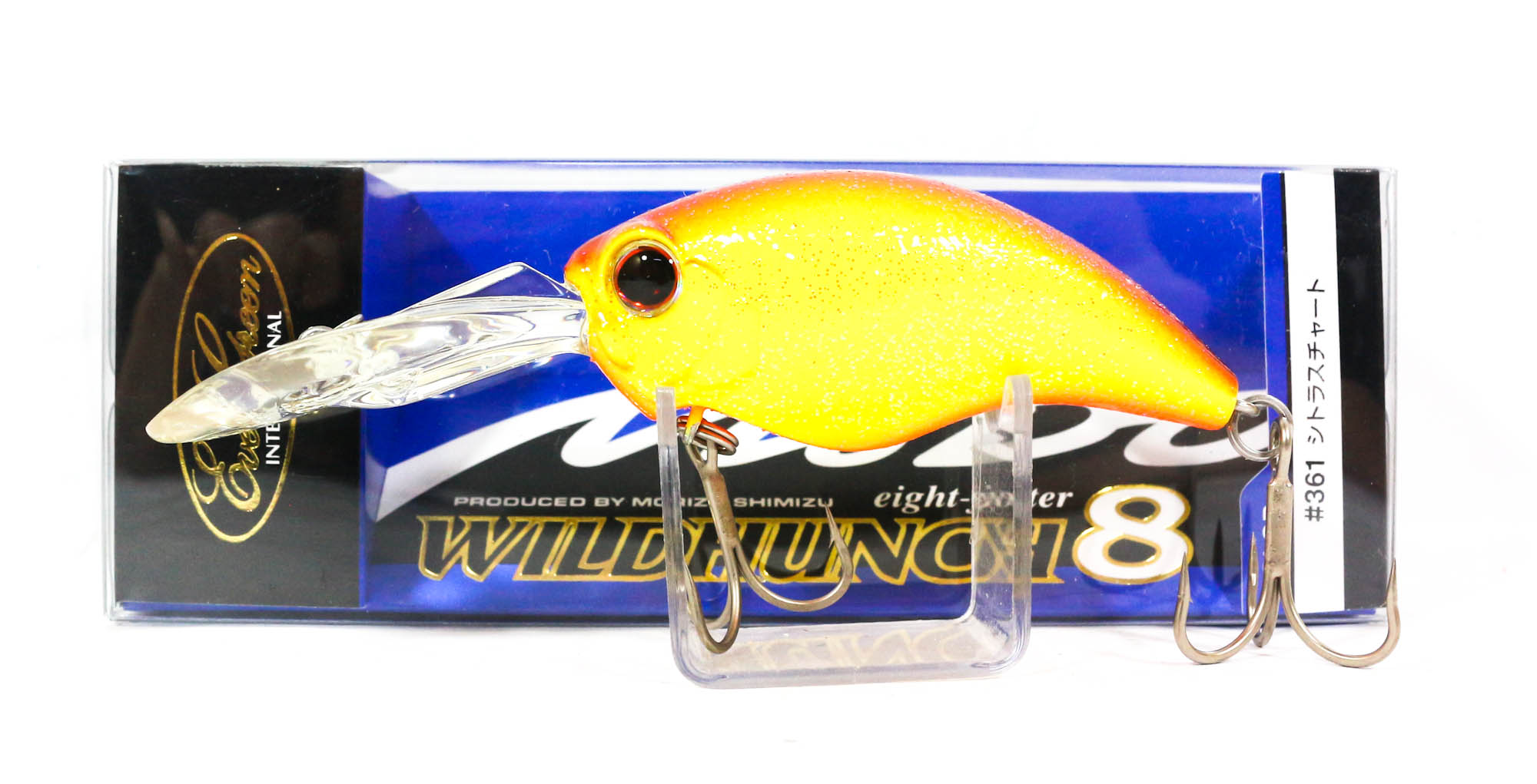 Evergreen Combat Crank Wild Hunch Eight Footer Floating Lure 60 (0577)