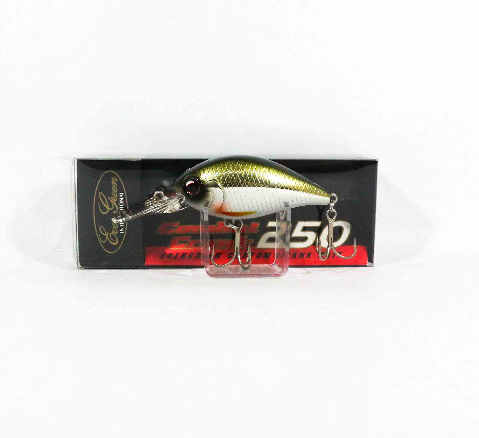 Evergreen Combat Crank 250 Floating Lure #360 (7700)