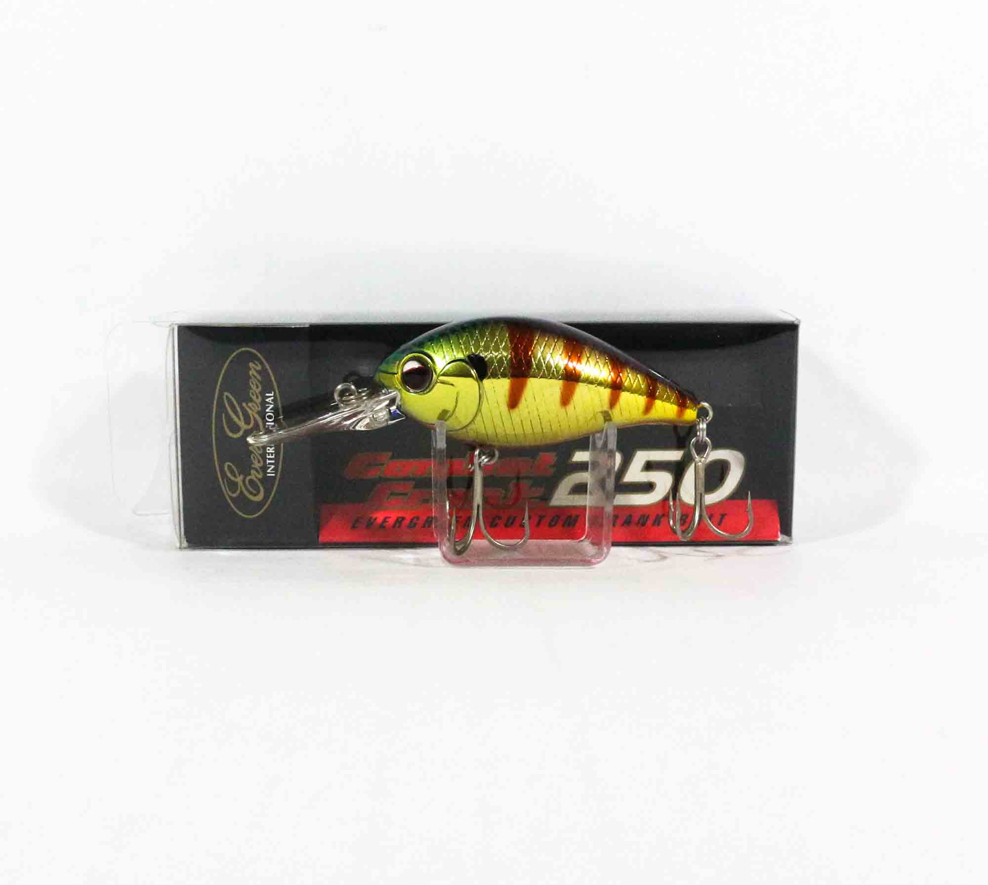 Evergreen Combat Crank 250 Floating Lure 374 (7717)