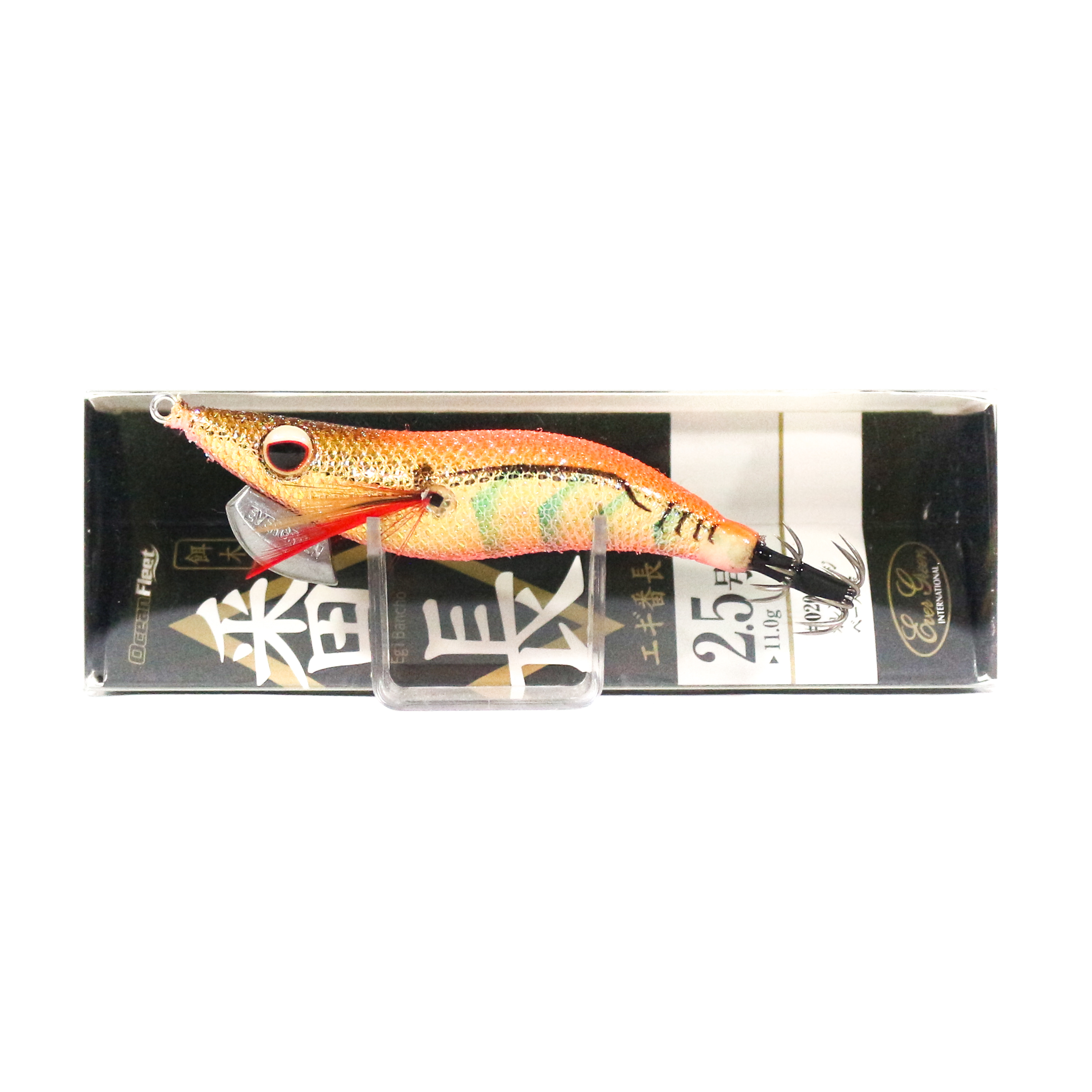 Evergreen Ocean Fleet Custom Squid Jig Lure 2.5 0206G (9353)
