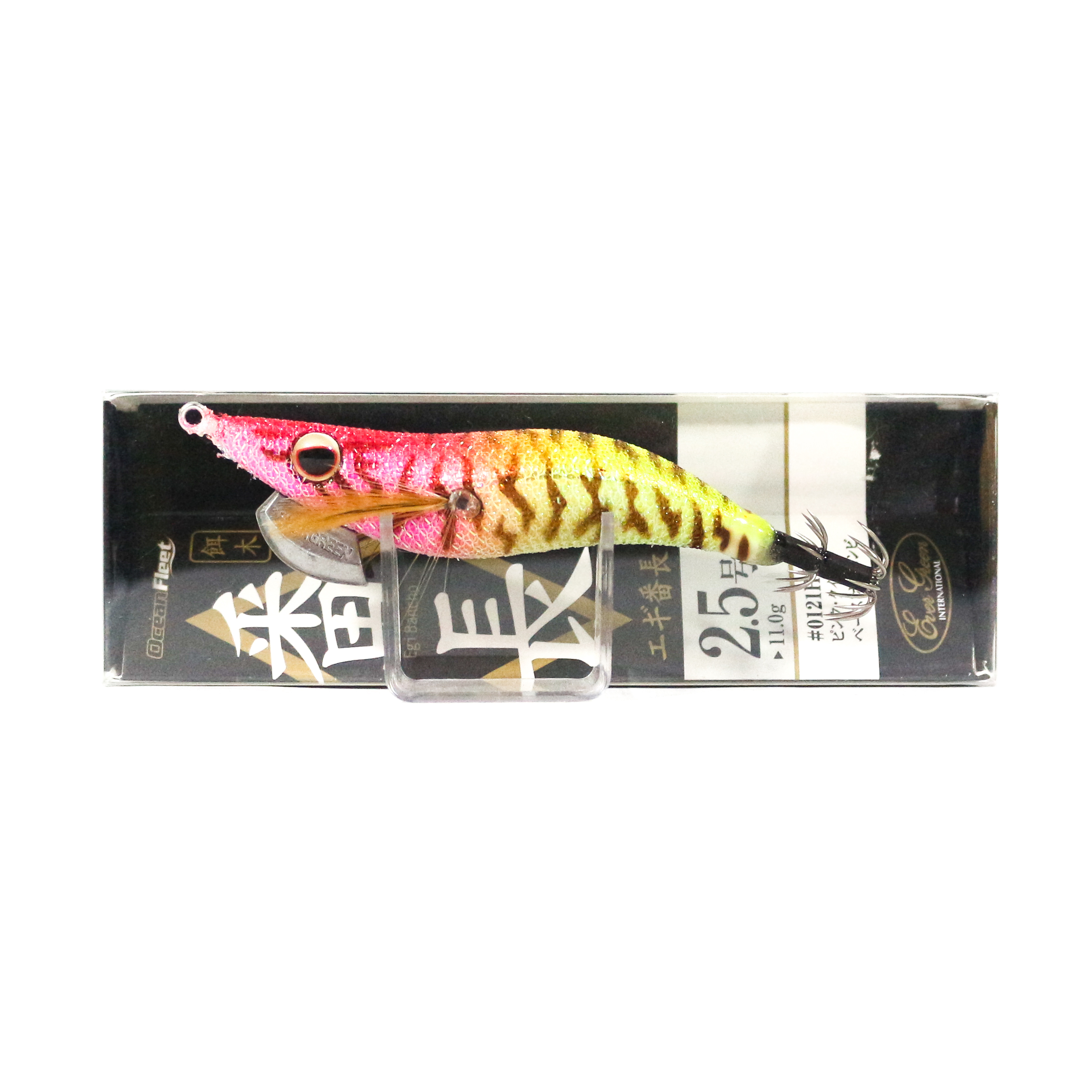 Evergreen Ocean Fleet Custom Squid Jig Lure 2.5 0121HC (2606)