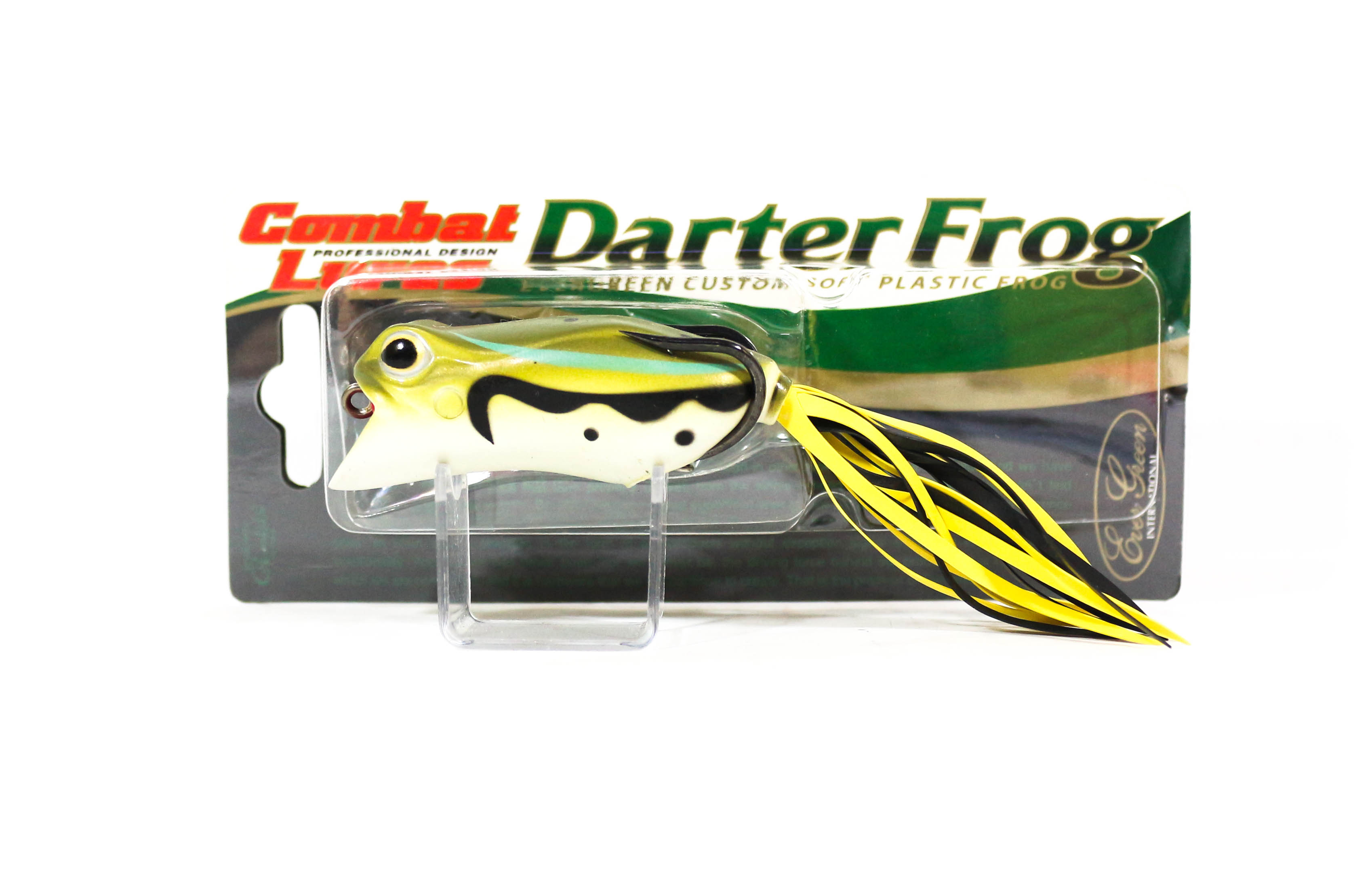 Sale Evergreen Darter Frog Soft Plastic Floating Lure 202 (9811)