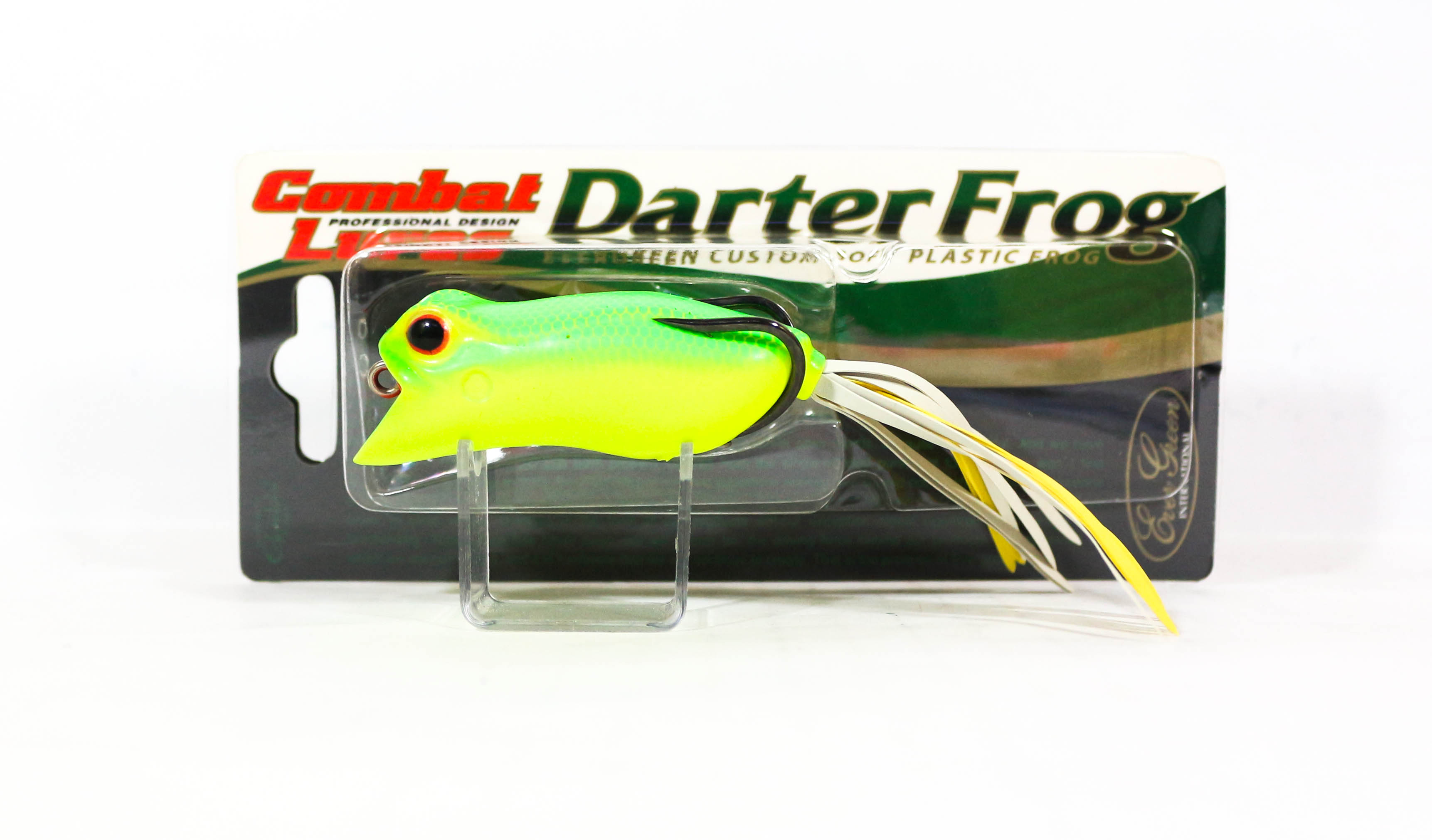 Sale Evergreen Darter Frog Soft Plastic Floating Lure 205 (9828)