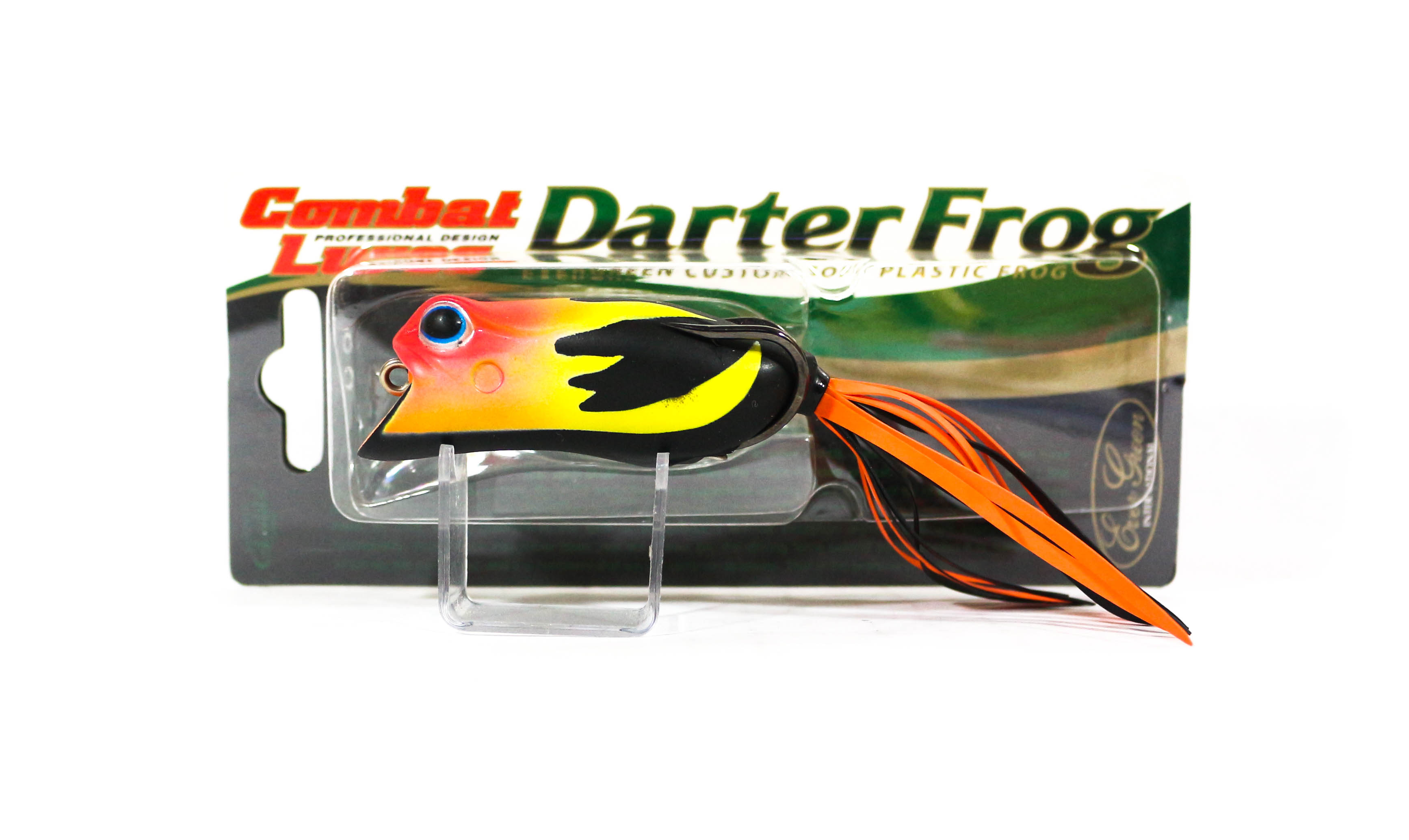 Sale Evergreen Darter Frog Soft Plastic Floating Lure 215 (9835)