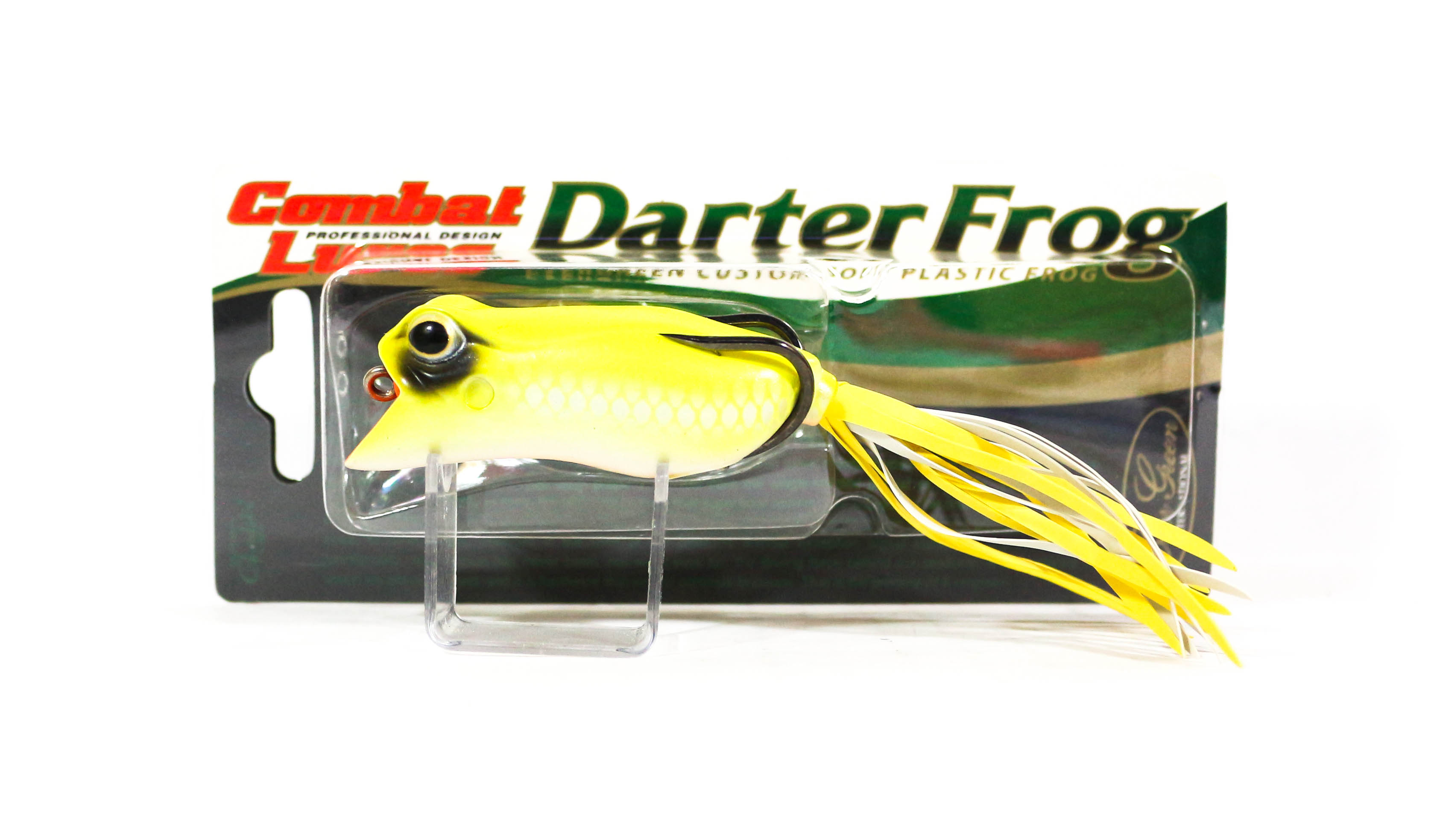 Sale Evergreen Darter Frog Soft Plastic Floating Lure 602 (9927)