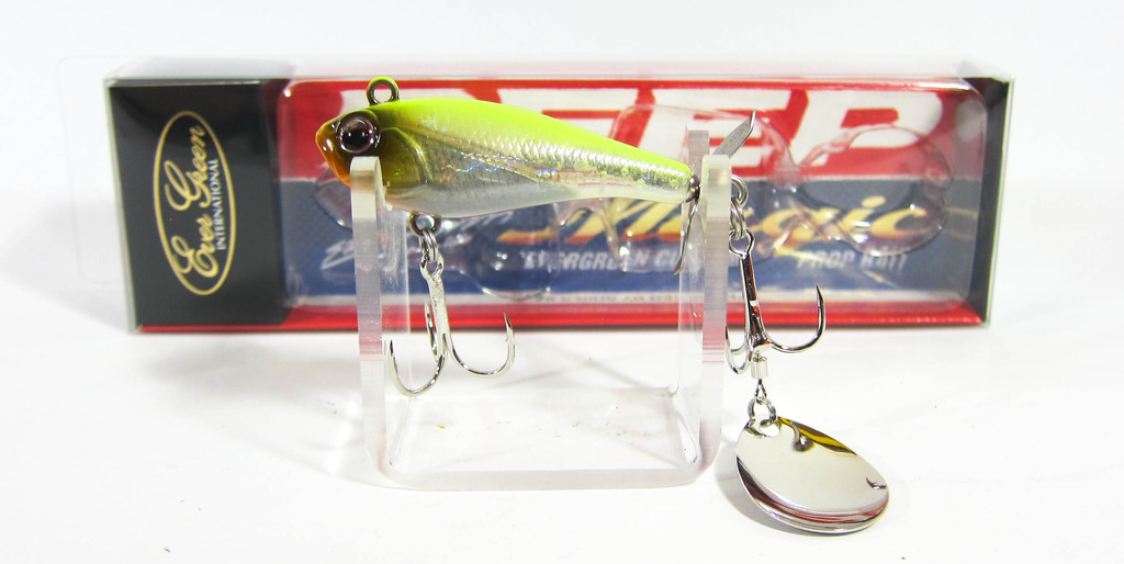 Evergreen Deep Magic 22.5 grams Spinner Bait Lure 59 (6410)