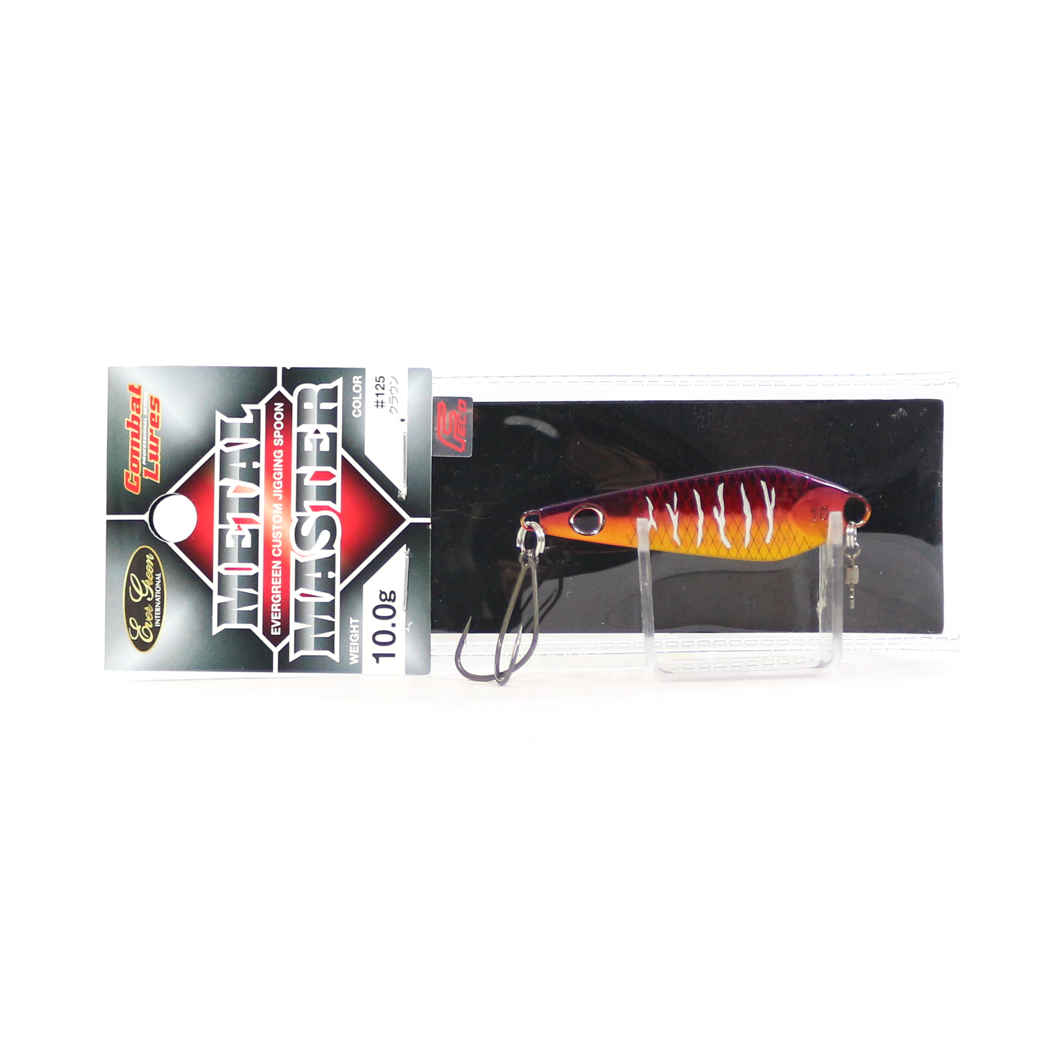 Evergreen Metal Master Custom Jigging Spoon 10 grams 19 (5959)