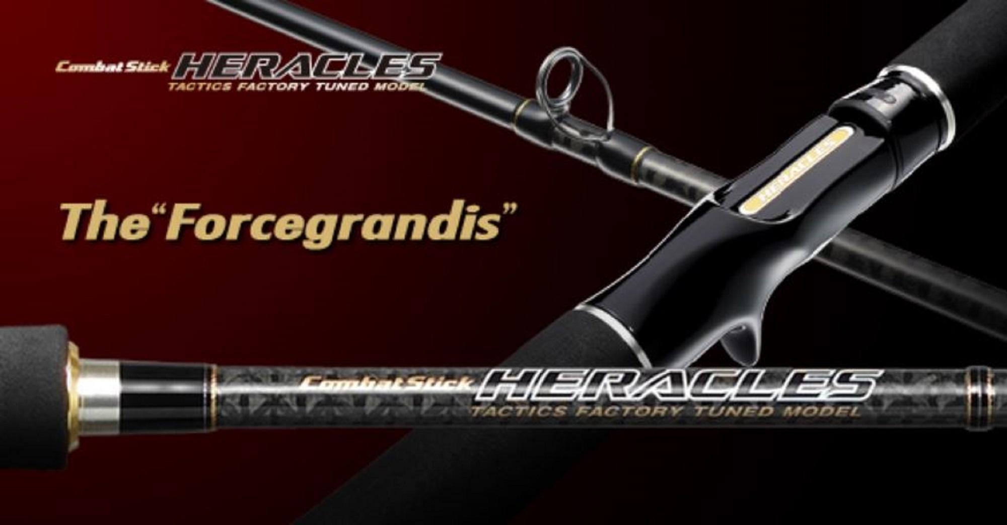 Sale Evergreen Rod Baitcast Heracles HCSC 66 M The