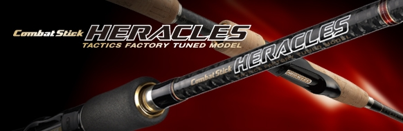 Evergreen Rod Baitcast Heracles HCSC 62 M The