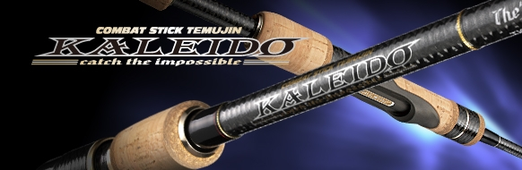 Evergreen Rod Spinning Kaleido TKLS 70 MLX The