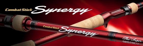 Sale Evergreen Rod Baitcast Synergy CSYC 610ML The