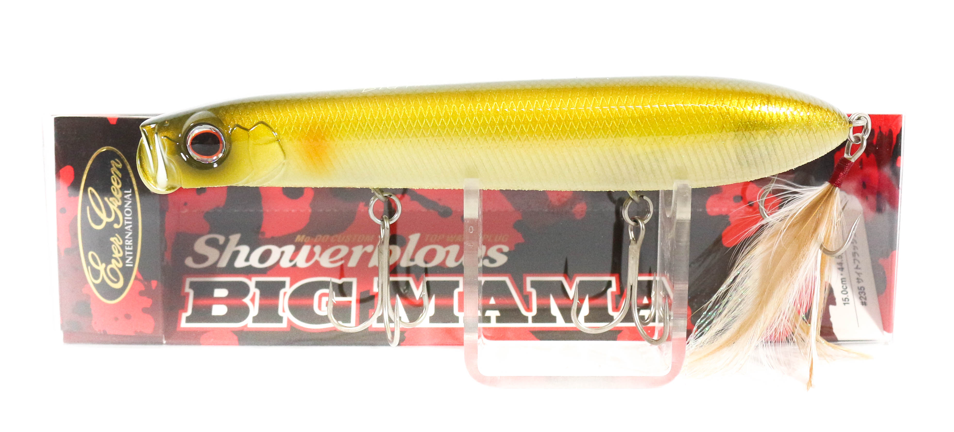 Evergreen Shower Blows Big Mama 150mm Pencil Floating Lure 27 (4274)