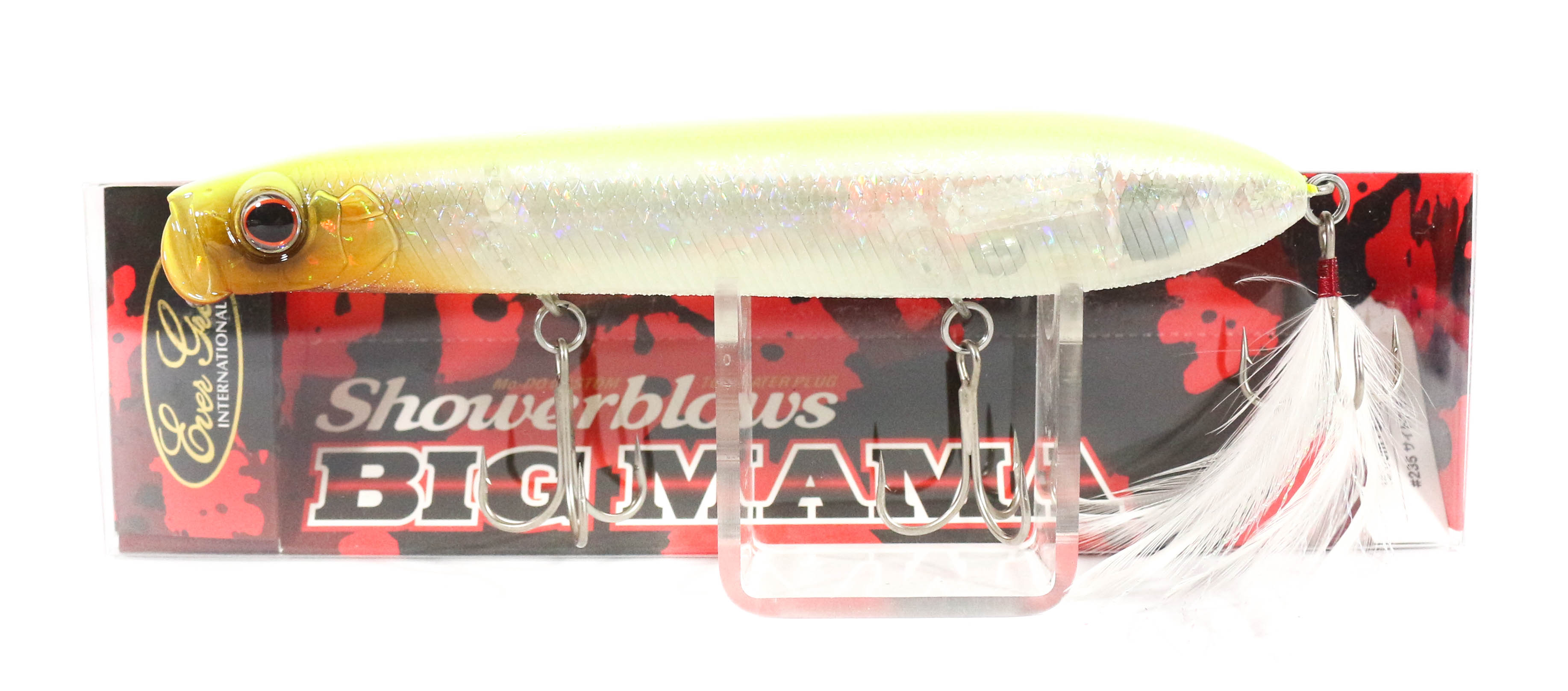 Evergreen Shower Blows Big Mama 150mm Pencil Floating Lure 59 (4298)