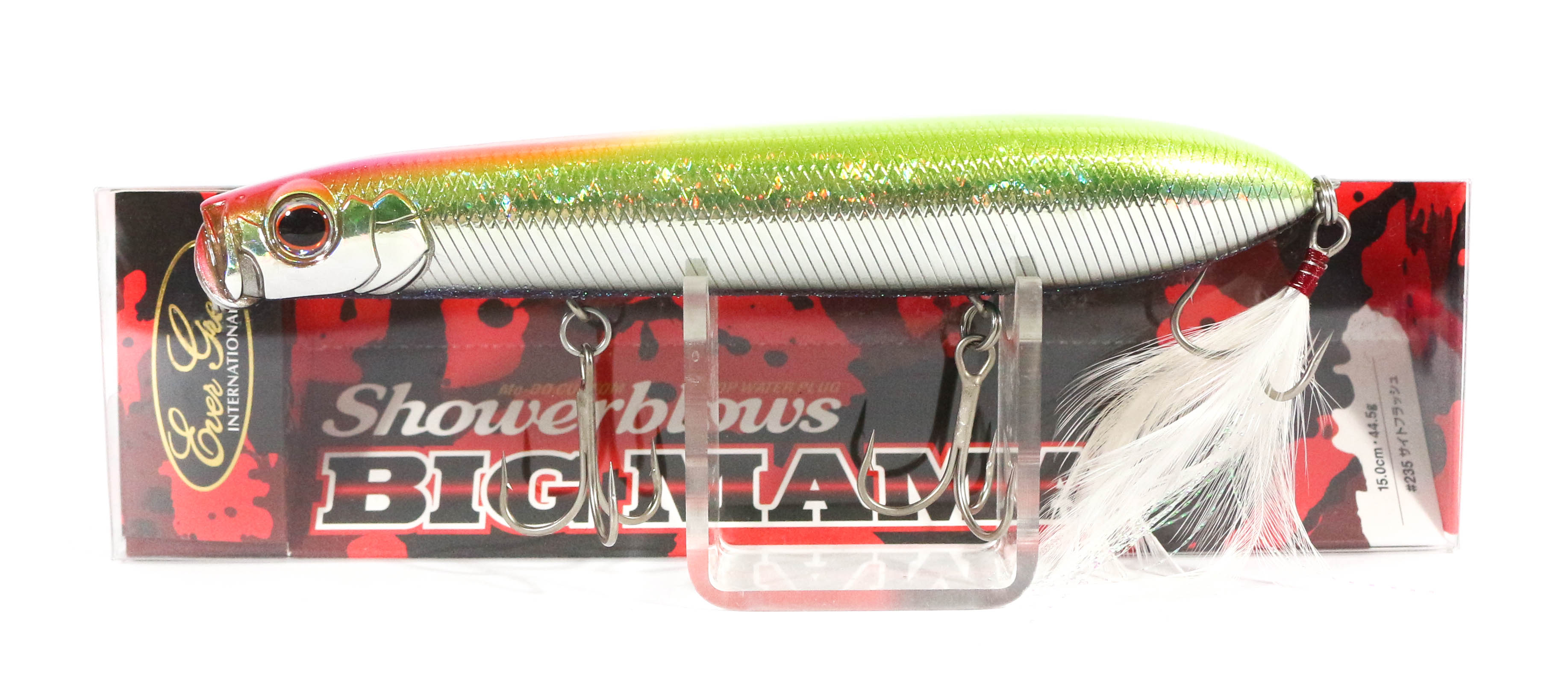 Evergreen Shower Blows Big Mama 150mm Pencil Floating Lure 235 (4311)