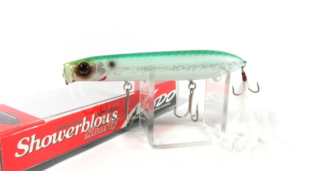 Evergreen Shower Blows Shorty Pencil Floating Lure 244 (4036)