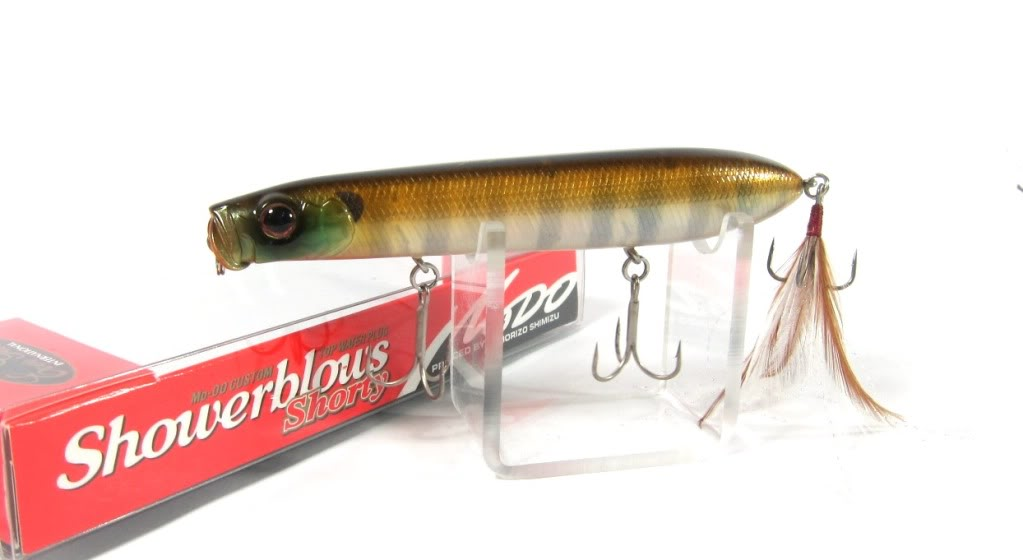 Evergreen Shower Blows Shorty Pencil Floating Lure 262 (4067)