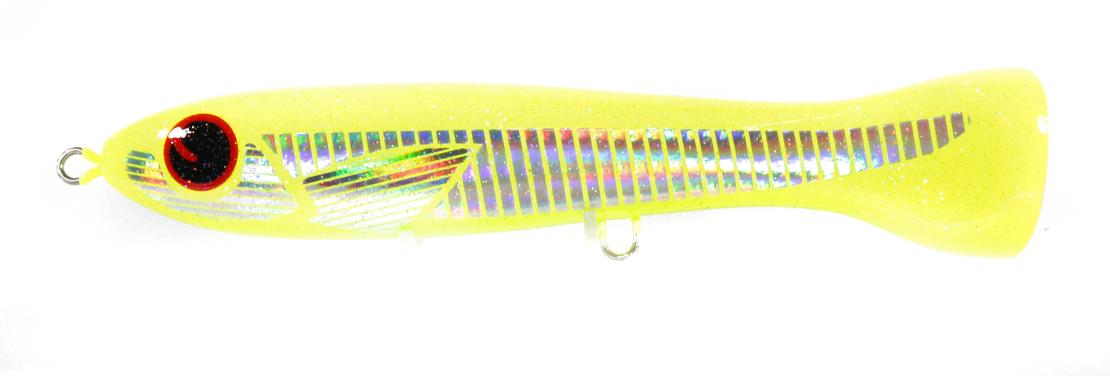 FCL Labo Popper Ebi Pop EXT 120 Floating Lure 125 grams ACH (0841)