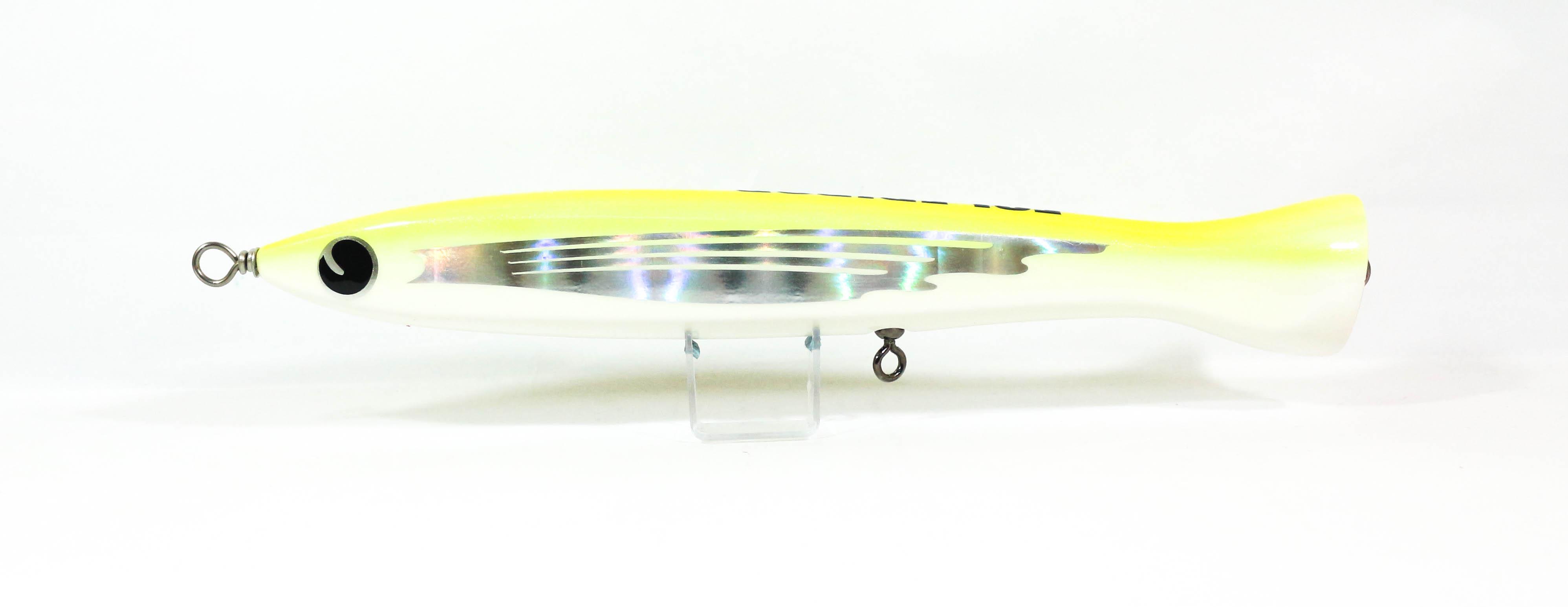 FCL Labo Popper Ebi Pop 120F Floating Lure 130 grams Chart FF (0046)