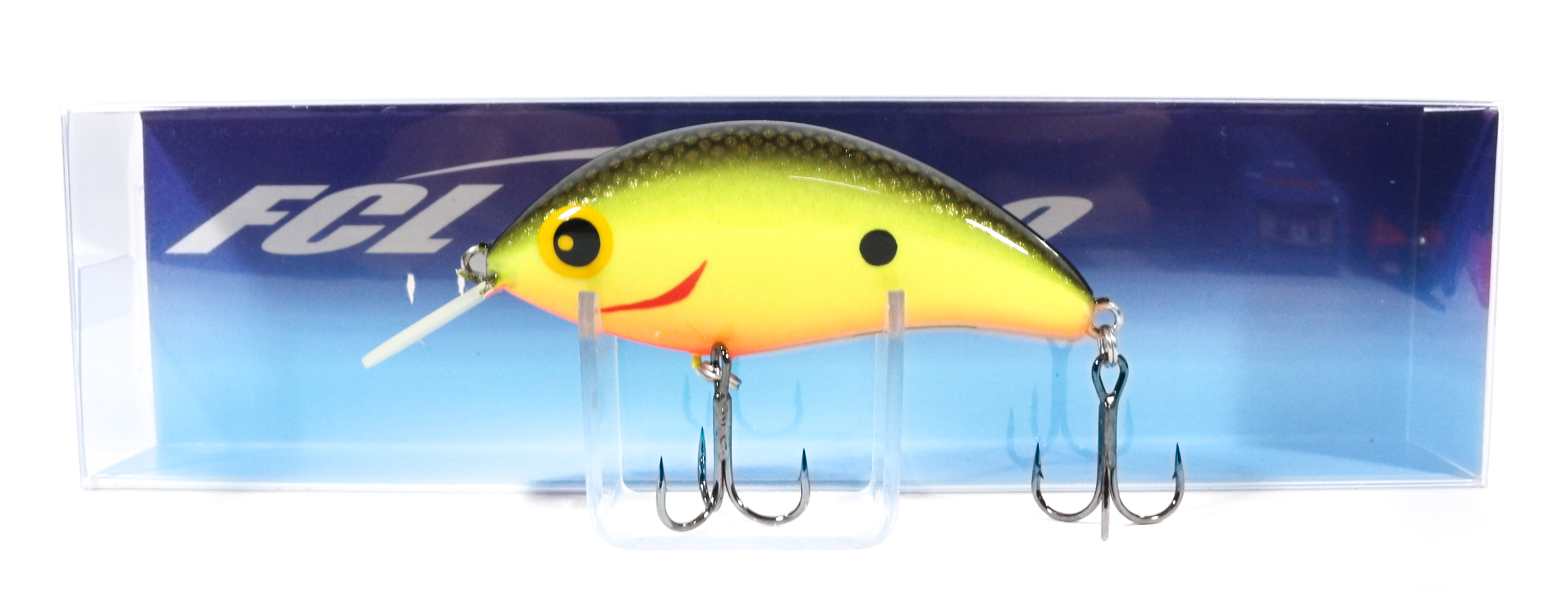 FCL Labo Lure Keshal 63 Floating Lure CBK (4389)