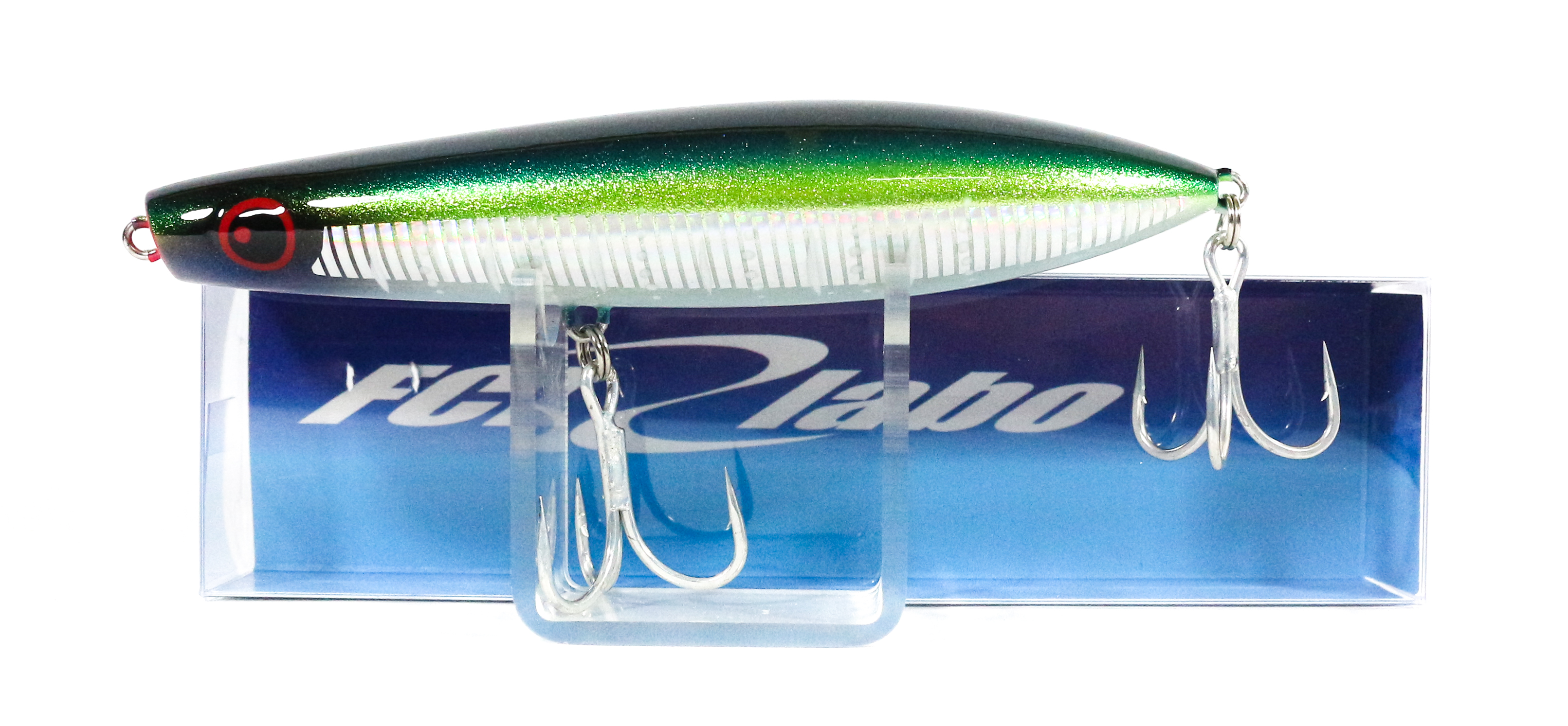 FCL Labo Popper Pencil Nasup 130 Floating Lure 33 grams TUNA (4511)